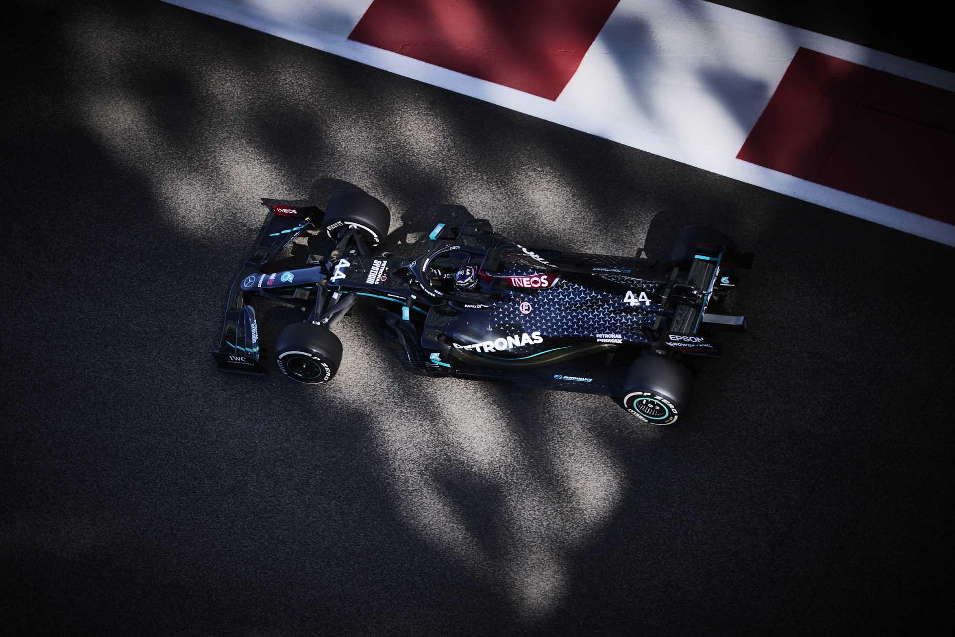2020 Abu Dhabi Grand Prix, Friday - Steve Etherington