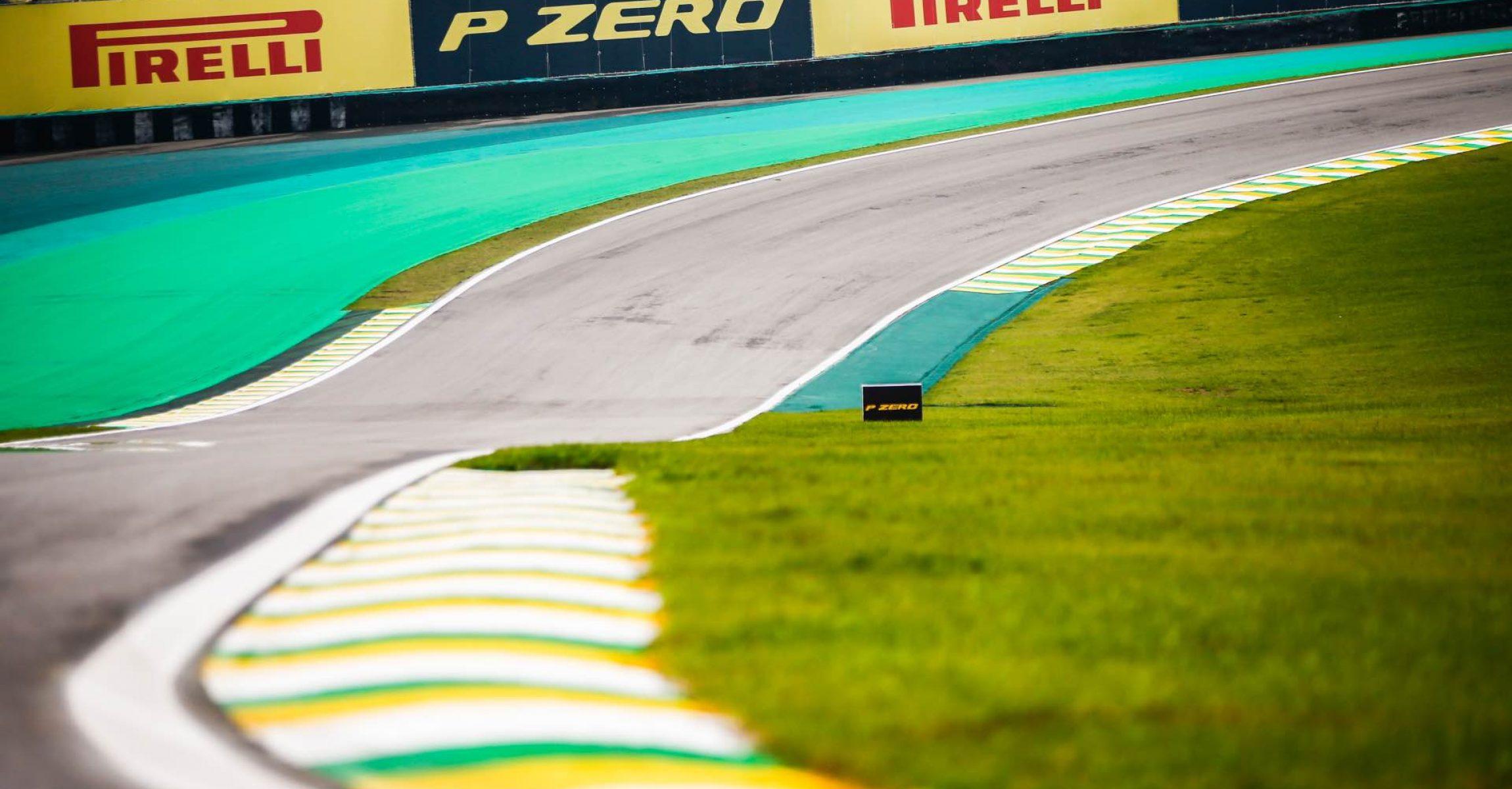 Interlagos, Sao Paulo, Brazil. Thursday 09 November 2017. Circuit detail. World Copyright: Andy Hone/LAT Images ref: Digital Image _ONY7011