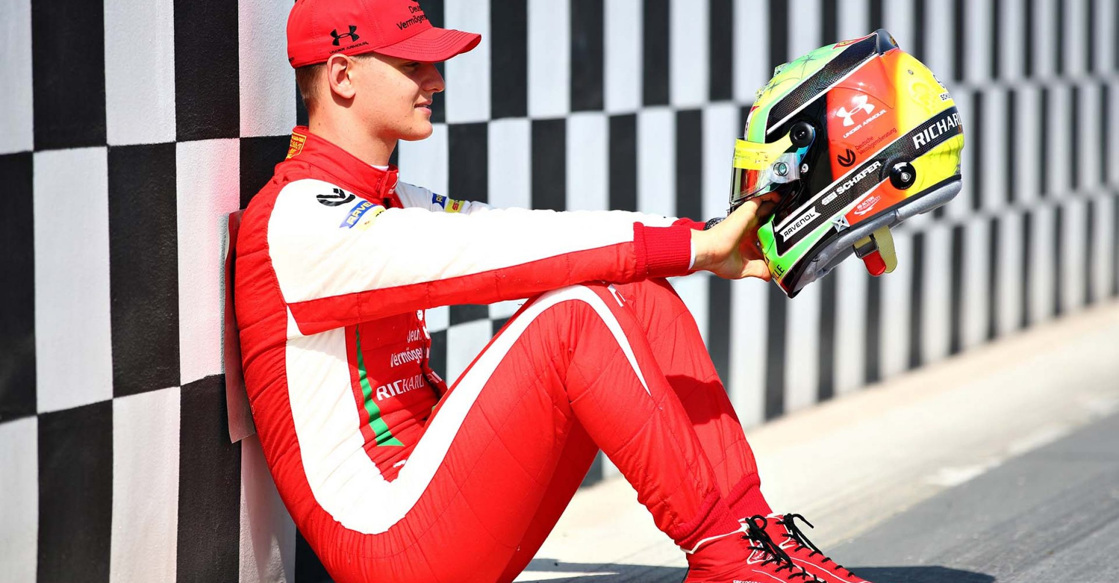 BAHRAIN, BAHRAIN - NOVEMBER 26: <> during previews ahead of Round 11:Sakhir of the Formula 2 Championship at Bahrain International Circuit on November 26, 2020 in Bahrain, Bahrain. (Photo by Joe Portlock - Formula 1/Formula 1 via Getty Images)