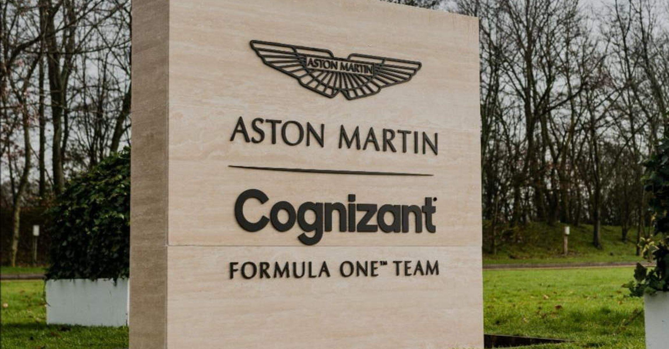Cognizant Aston Martin Formula One Team
