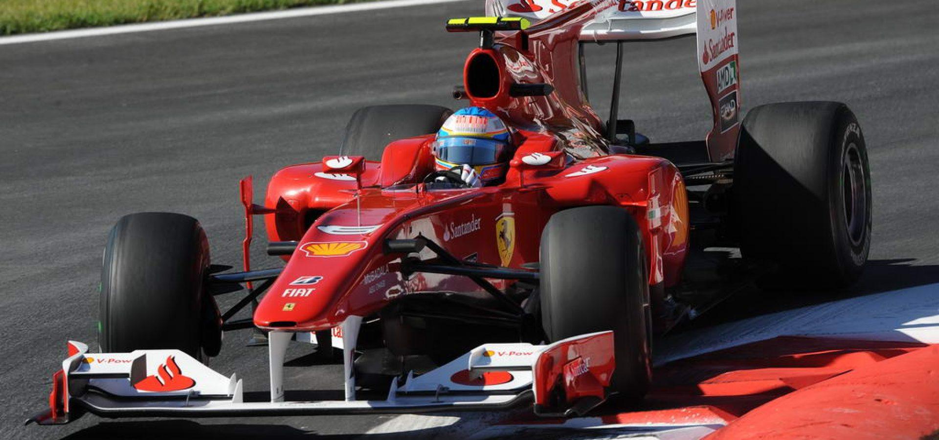 GP ITALIA F1_2010 - MONZA © FOTO ERCOLE COLOMBO Fernando Alonso, Ferrari, 2010 Italian Grand Prix