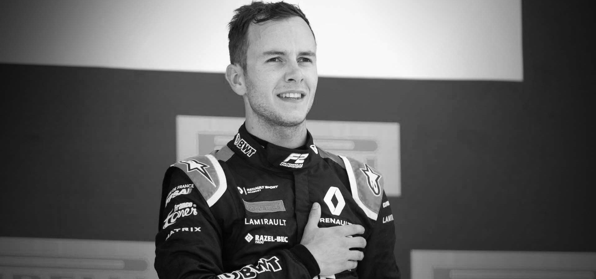 CIRCUIT PAUL RICARD, FRANCE - JUNE 23: Anthoine Hubert (FRA, BWT ARDEN) during the Paul Ricard at Circuit Paul Ricard on June 23, 2019 in Circuit Paul Ricard, France. (Photo by Joe Portlock / LAT Images / FIA F2 Championship)