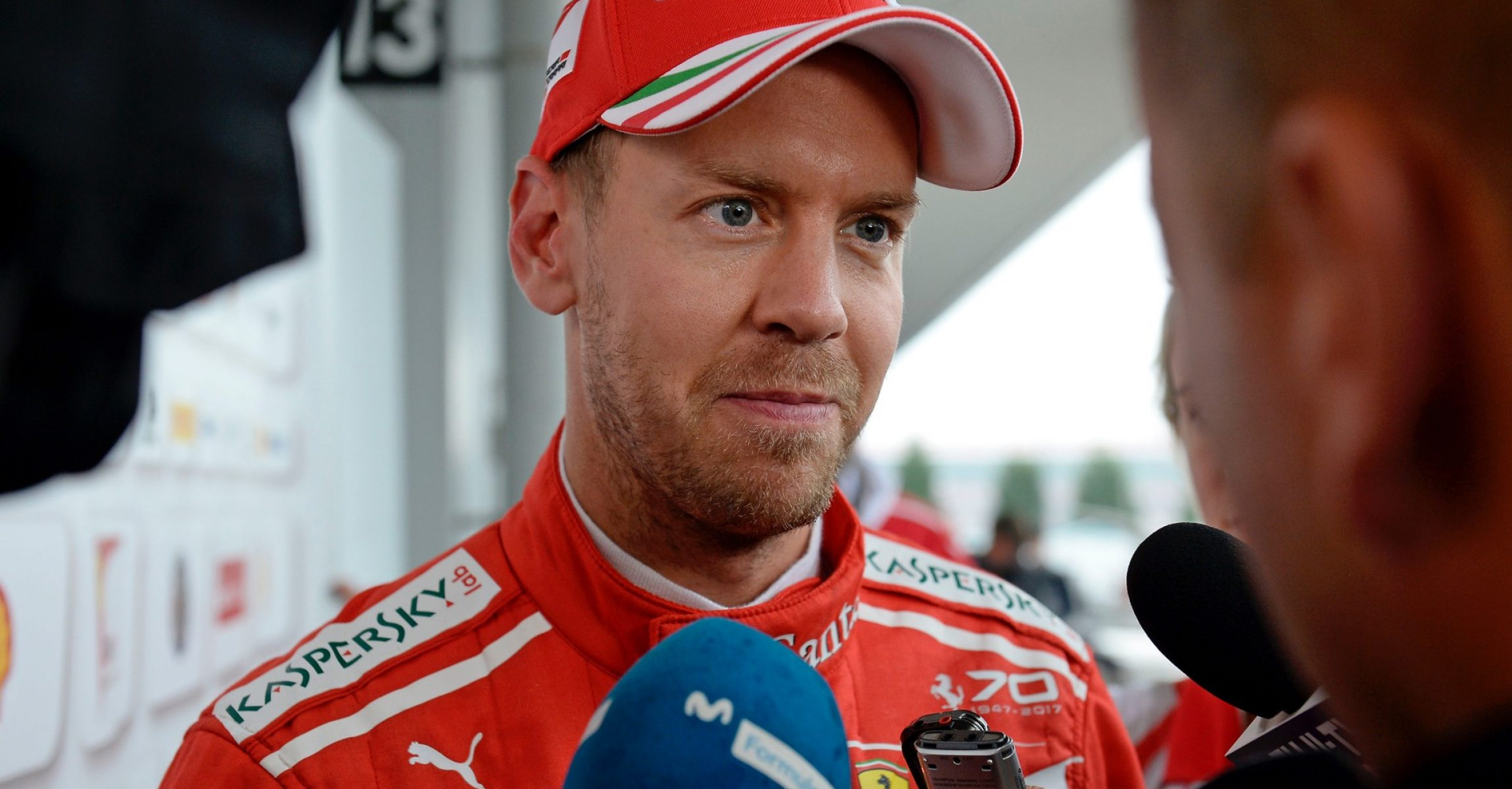 GP GIAPPONE F1/2017 © FOTO STUDIO COLOMBO PER FERRARI MEDIA (© COPYRIGHT FREE), Sebastian Vettel, JapaneseGP2017, Ferrari