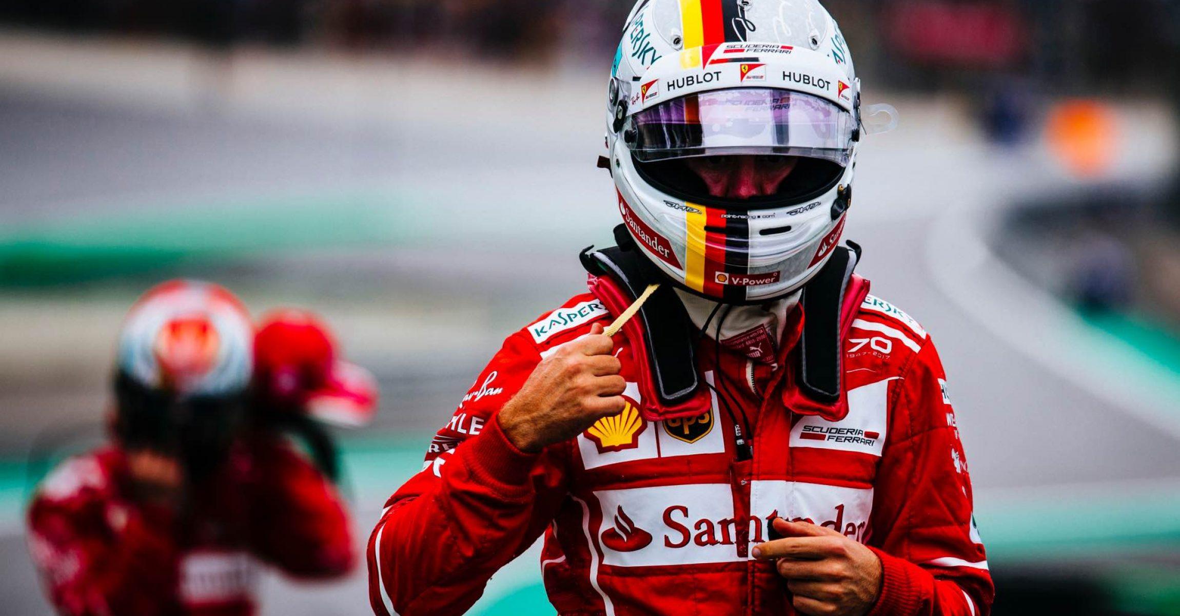Scuderia Ferrari, Sebastian Vettel,