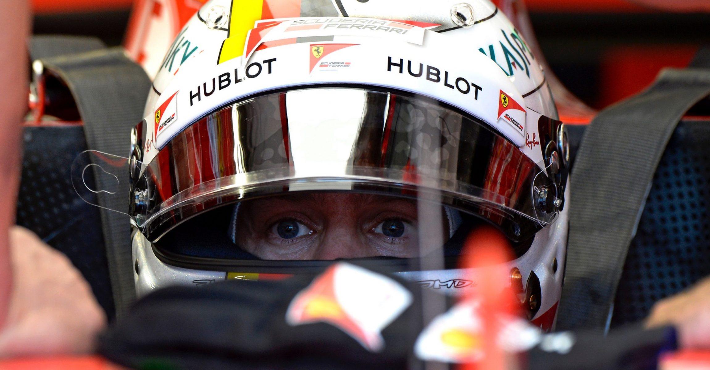 GP UNGHERIA F1/2017  © FOTO STUDIO COLOMBO PER FERRARI MEDIA (© COPYRIGHT FREE), Sebastian Vettel, Ferrari,