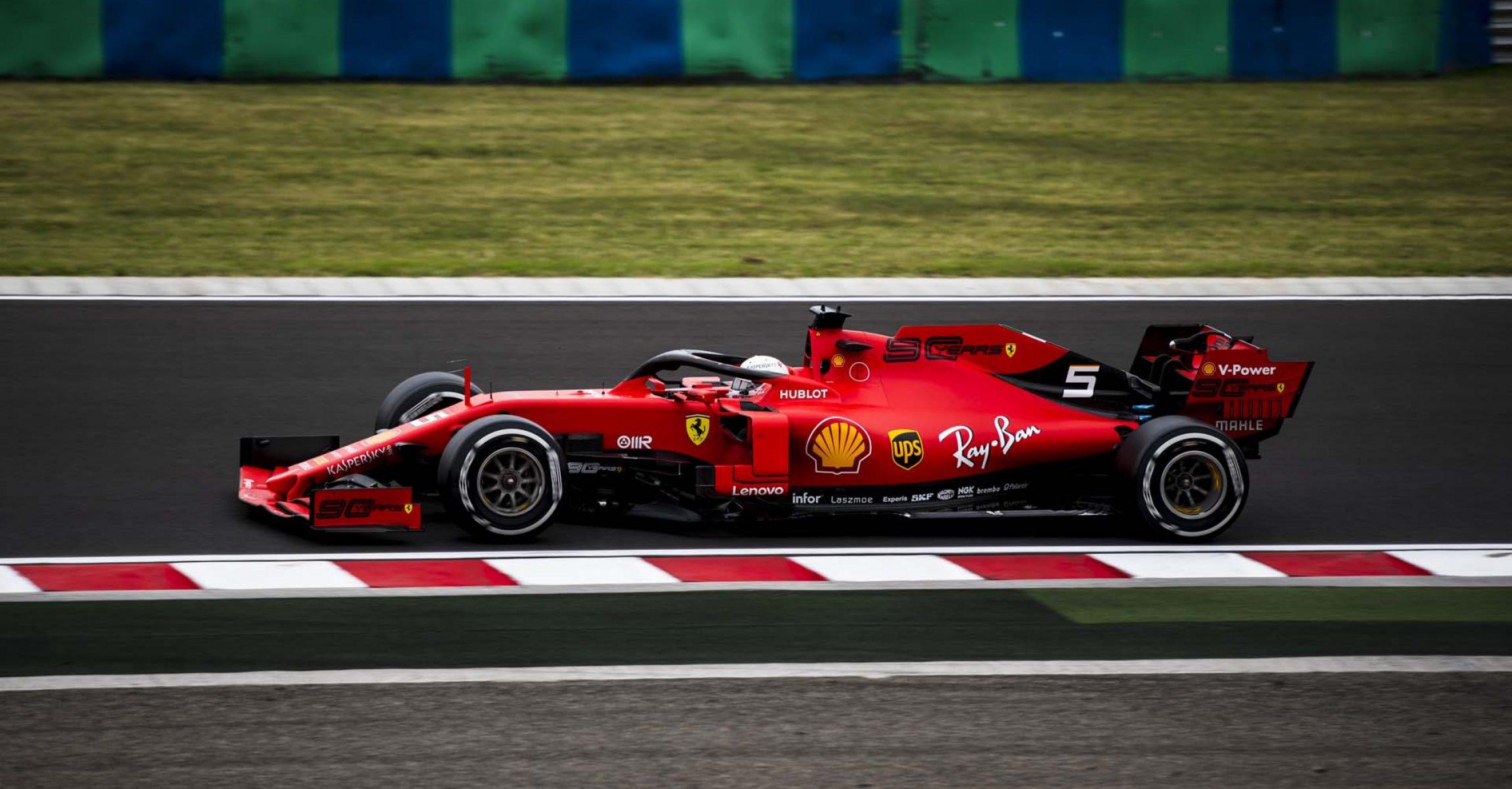 Ferrari Sebastian Vettel