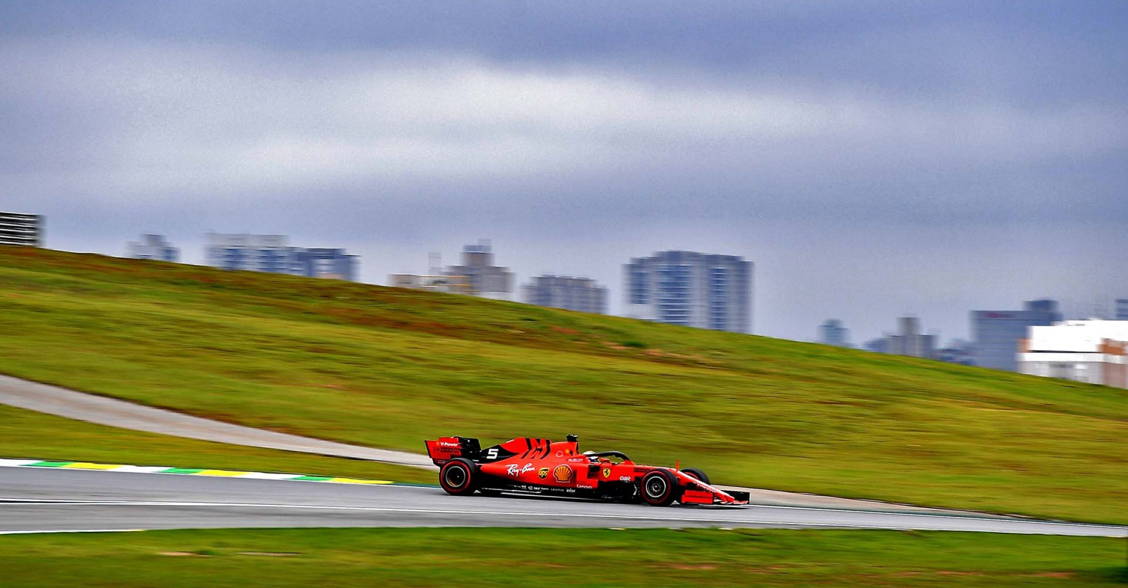 GP BRASILE F1/2019 - VENERDÌ 15/11/2019 credit: @Scuderia Ferrari Press Office Sebastian Vettel