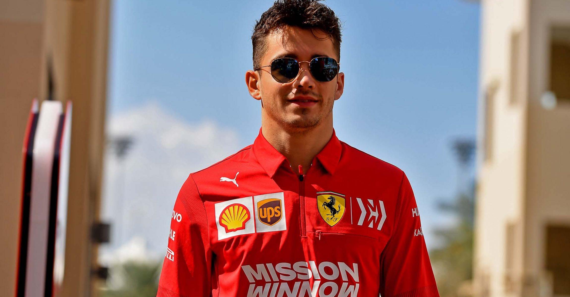 GP ABU DHABI F1/2019 - VENERDÌ 29/11/2019 credit: @Scuderia Ferrari Press Office Charles Leclerc