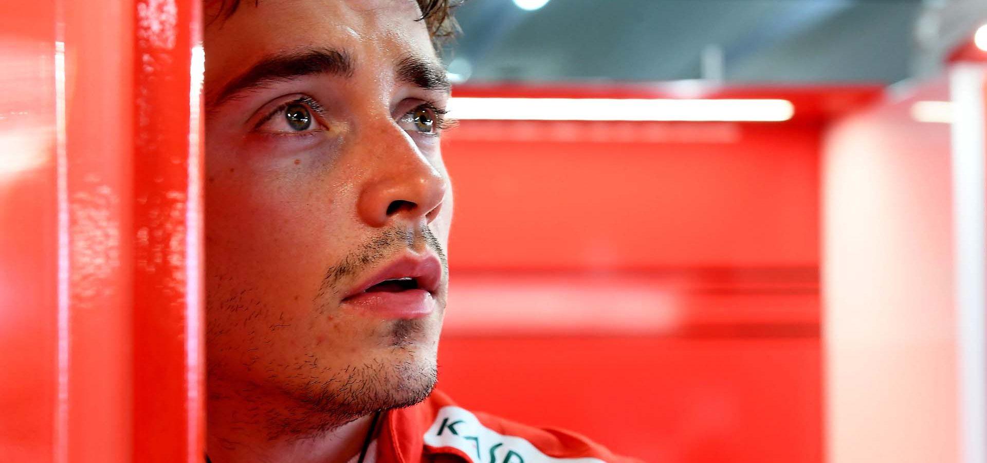 GP GERMANIA F1/2019 - SABATO 27/07/2019 credit: @Scuderia Ferrari Press Office  Charles Leclerc Ferrari