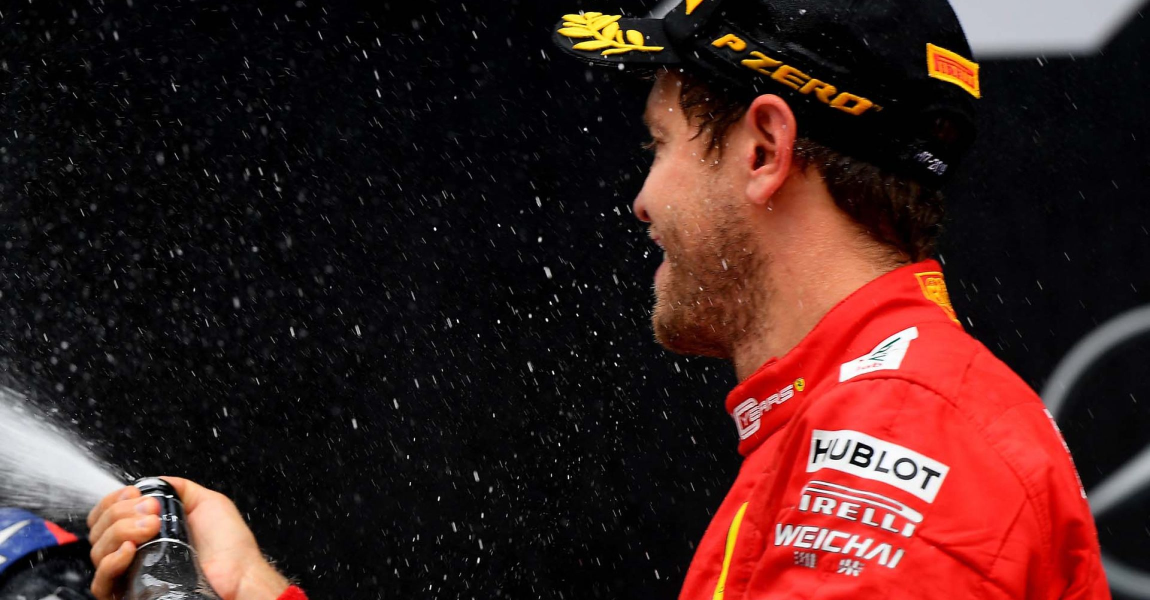 GP GERMANIA F1/2019 - DOMENICA 28/07/2019 credit: @Scuderia Ferrari Press Office Sebastian Vettel Ferrari
