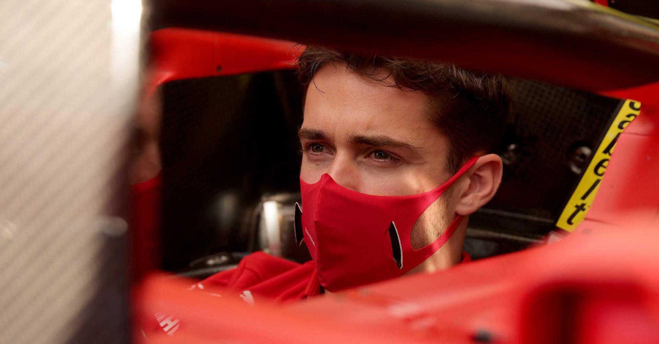 GP SAKHIR  F1/2020 - GIOVEDÌ 03/12/2020      credit: @Scuderia Ferrari Press Office Charles Leclerc