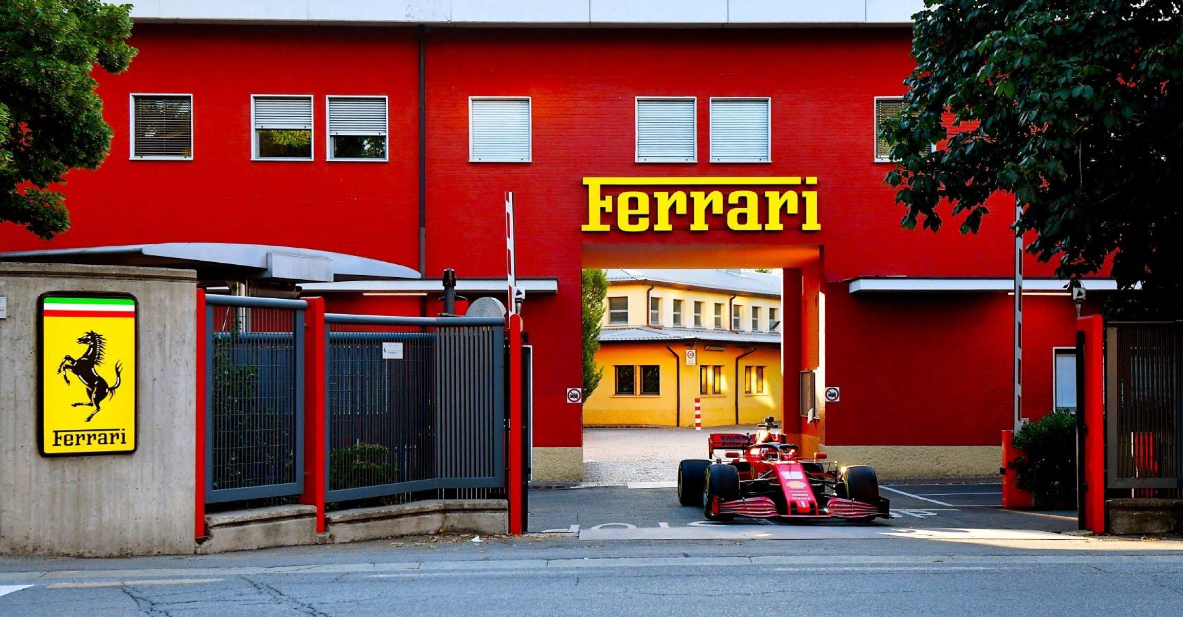 Ferrari, Charles Leclerc, Maranello, Factory