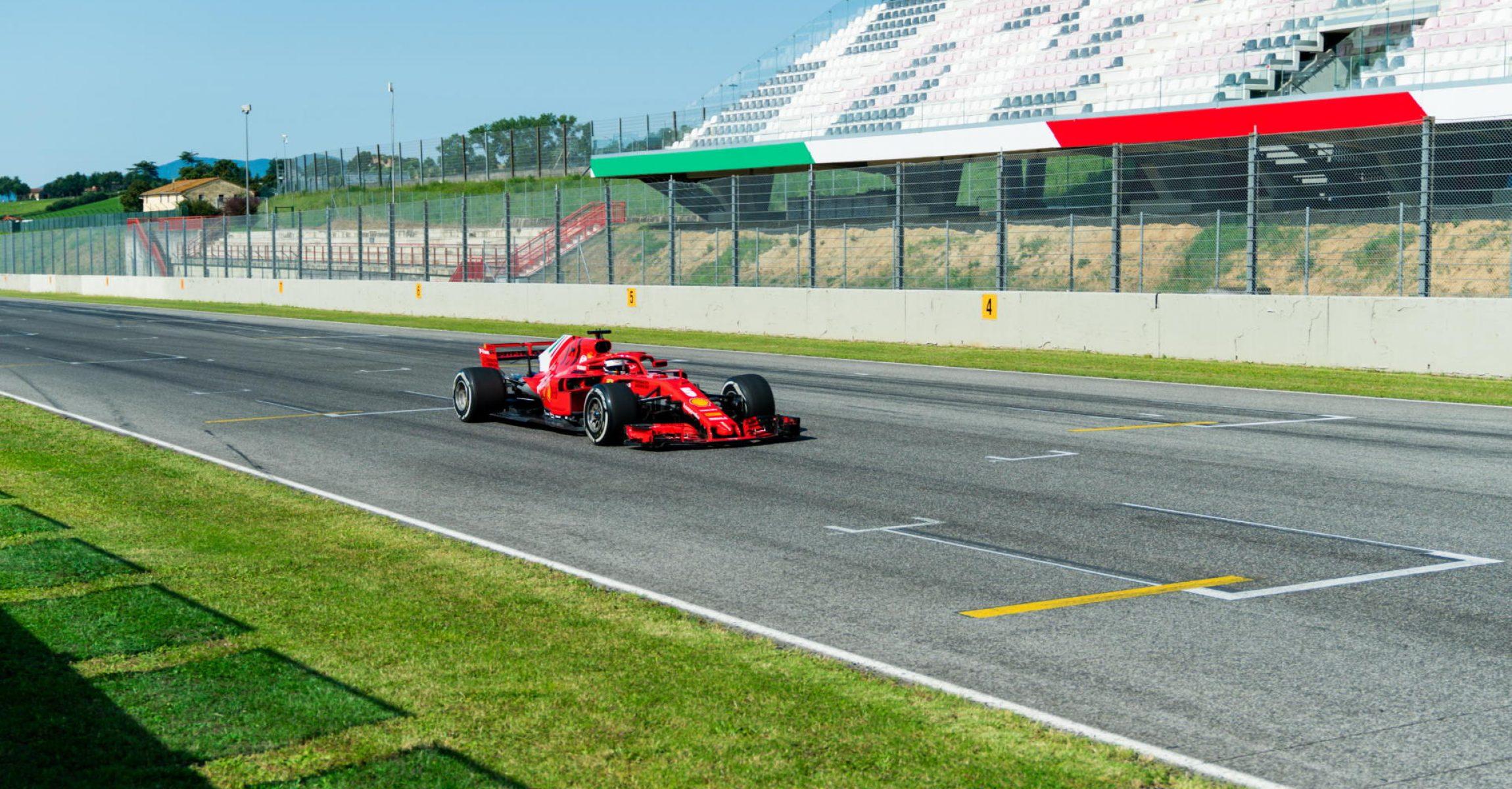 Sebastian Vettel, Mugello, Scuderia Ferrari