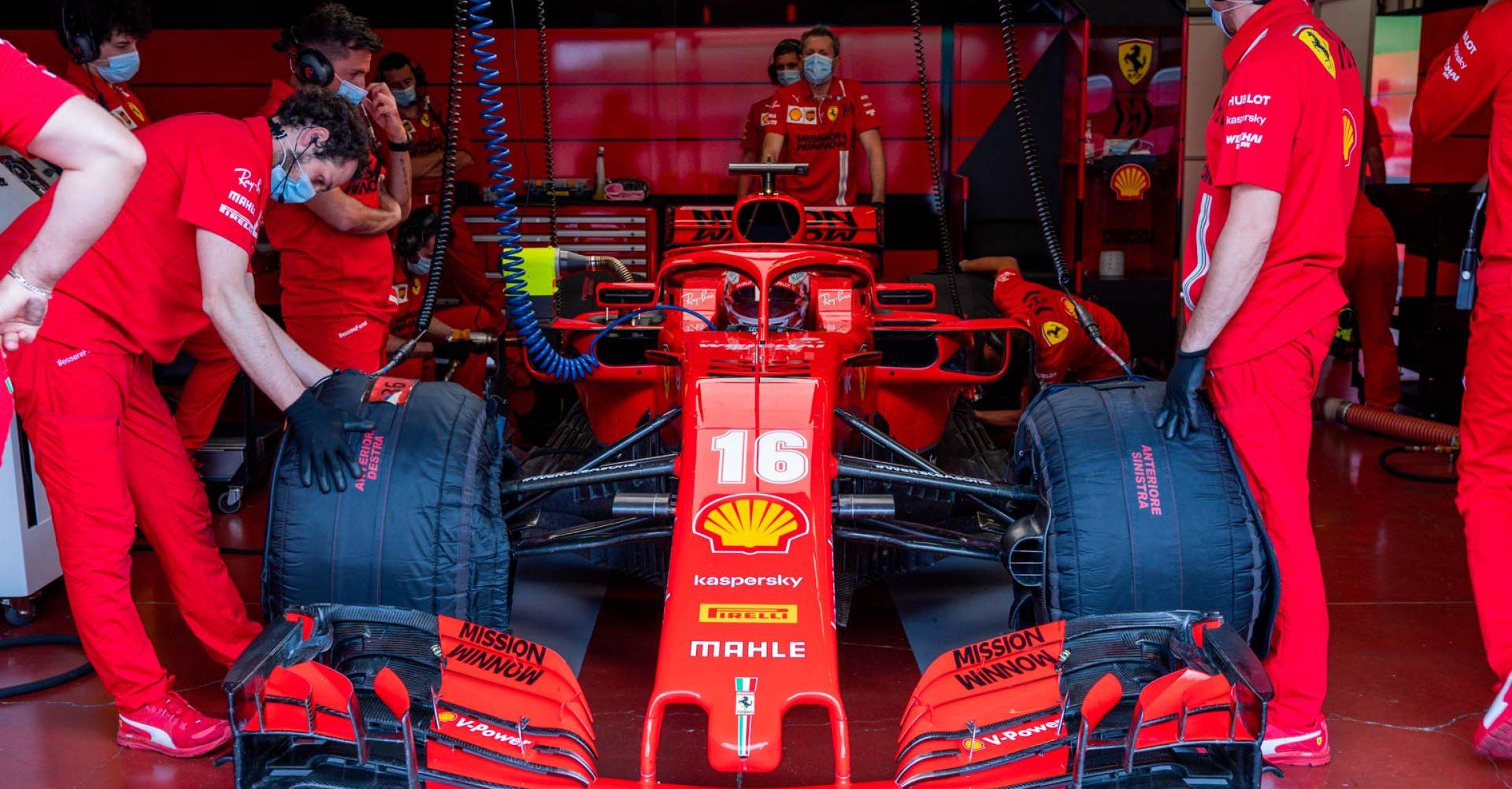 Charles Leclerc, Ferrari, SF71H, Mugello