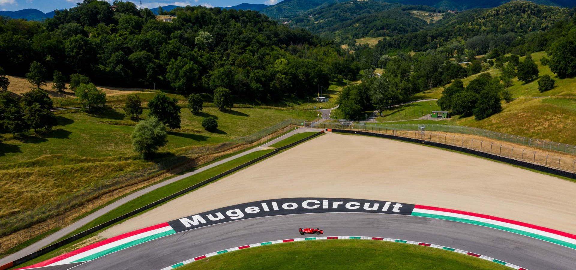 Ferrari, Mugello
