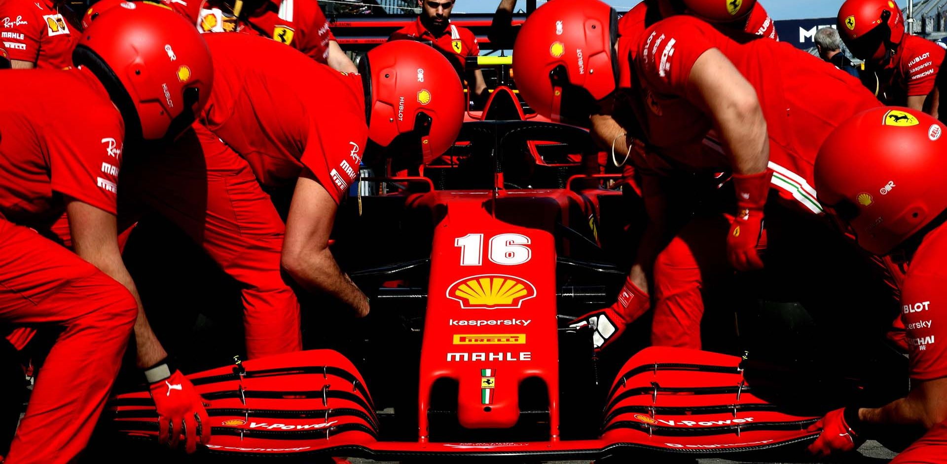 G.P. AUSTRALIA F1/2020 - MELBOURNE 12/03/2020  credit: © Scuderia Ferrari Press Office