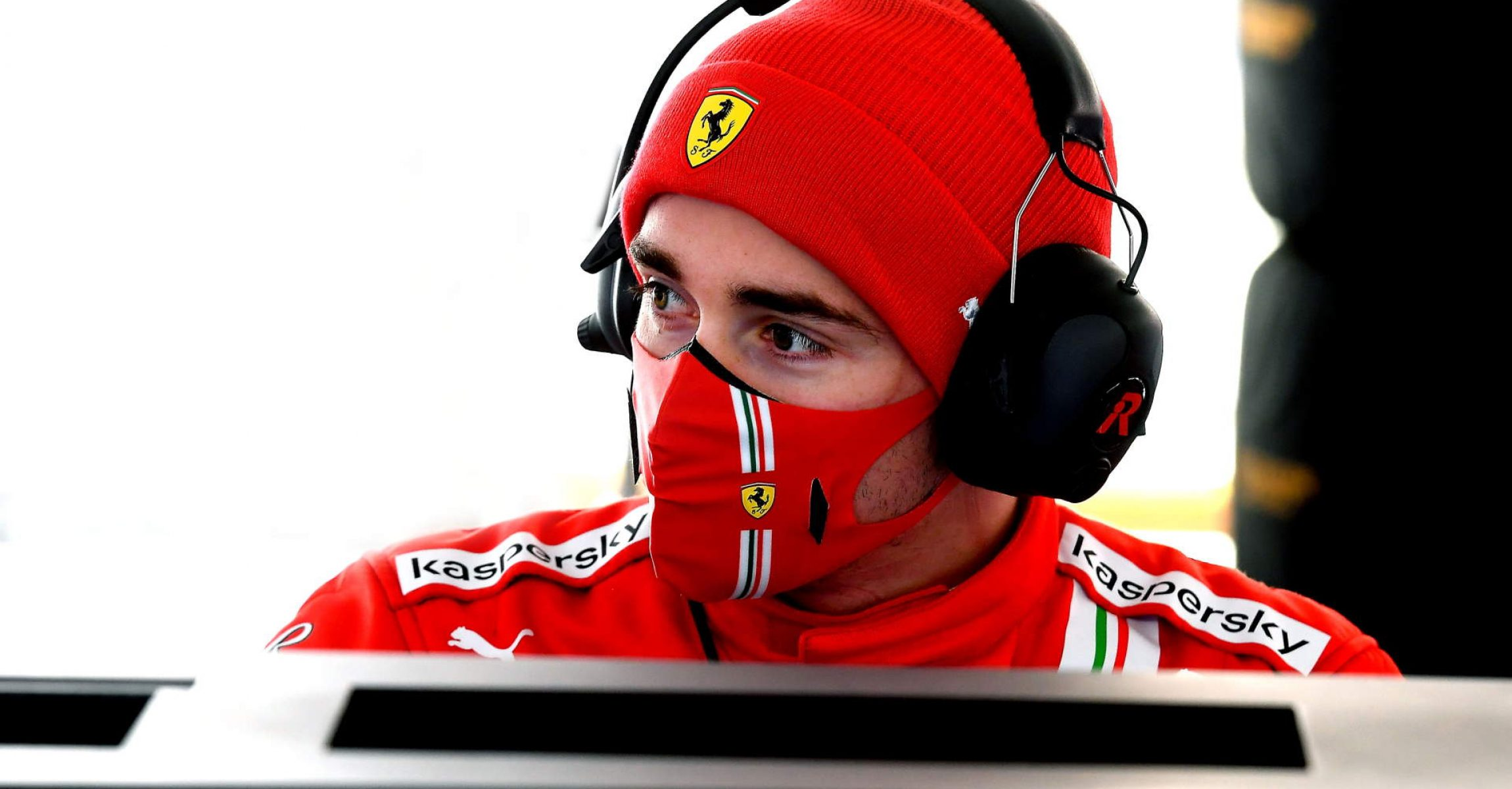 F1 TEST FIORANO - MARTEDì 26/01/21 - CHARLES LECLERC  credit: @Scuderia Ferrari Press Office