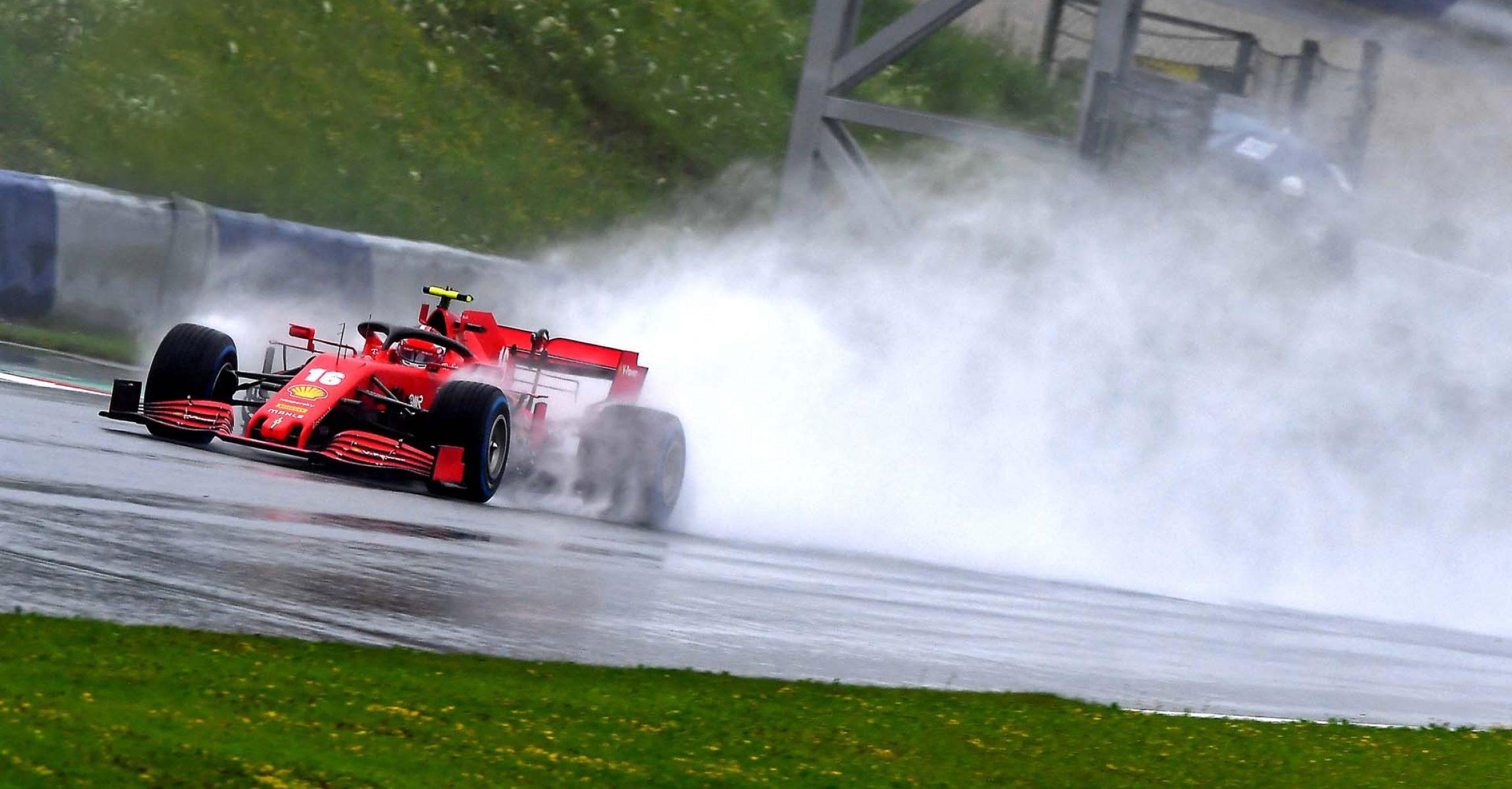 GP STYRIA F1/2020 - SABATO 11/07/2020 credit: @Scuderia Ferrari Press Office Charles Leclerc