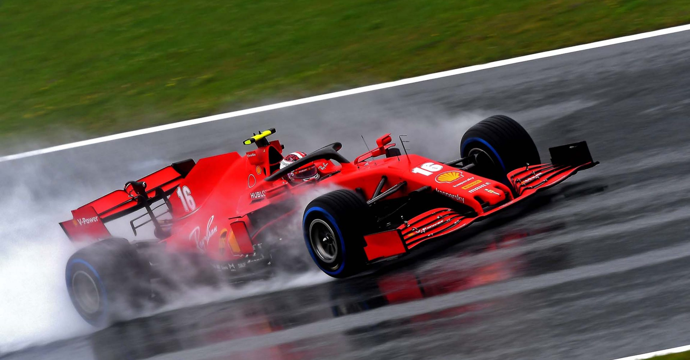 GP STYRIA F1/2020 - SABATO 11/07/2020 credit: @Scuderia Ferrari Press Office Charles Leclerc