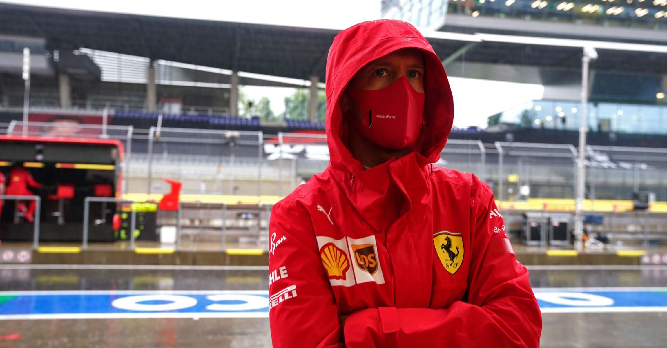 GP STYRIA F1/2020 - SABATO 11/07/2020 credit: @Scuderia Ferrari Press Office Sebastian Vettel