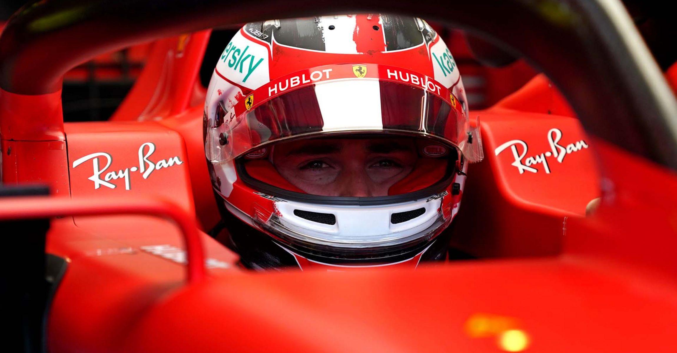 GP STYRIA F1/2020 -  DOMENICA 12/07/2020         credit: @Scuderia Ferrari Press Office Charles Leclerc