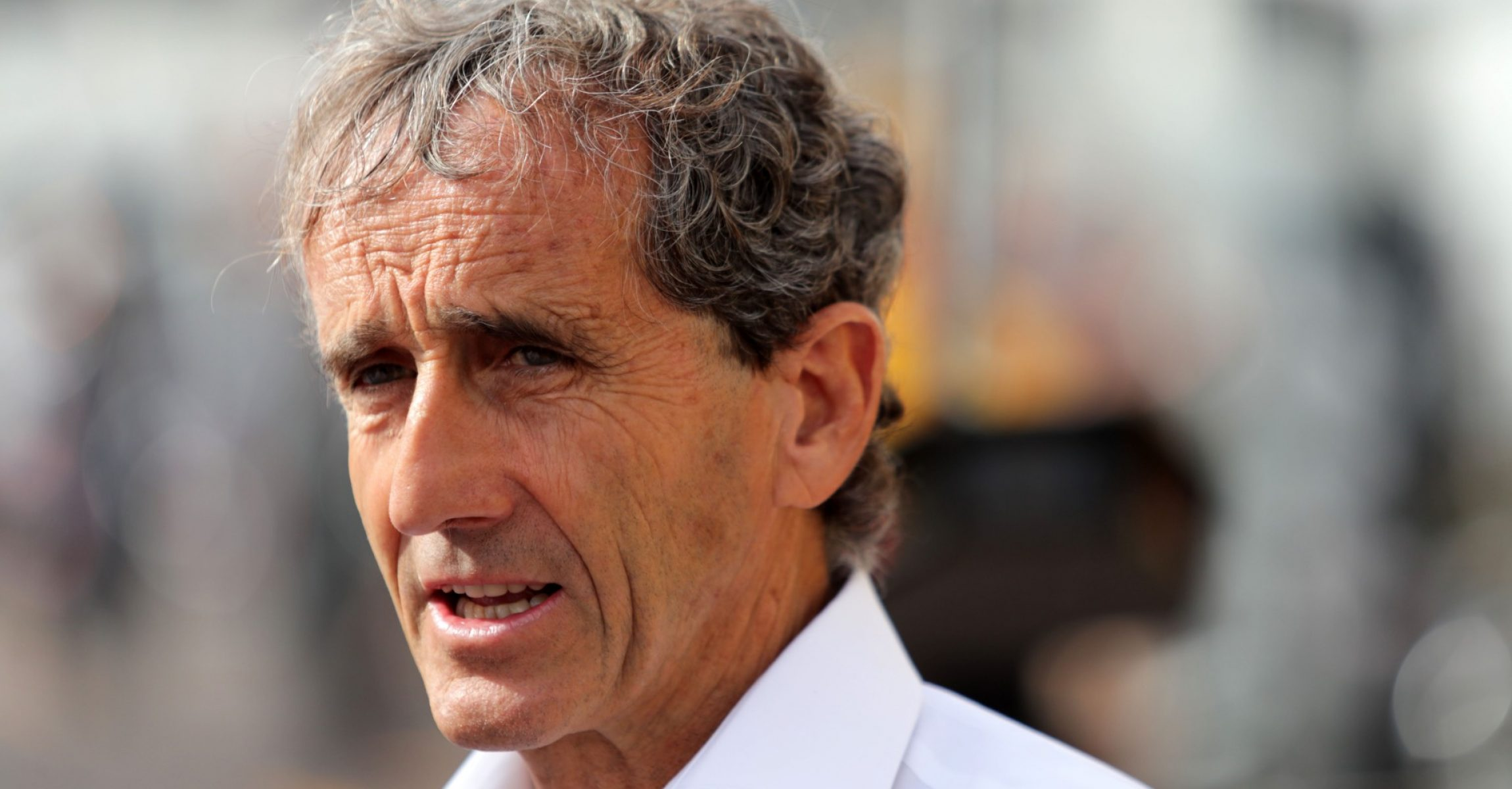 Alain Prost (FRA) Renault Sport F1 Team Special Advisor. Monaco Grand Prix, Thursday 25th May 2017. Monte Carlo, Monaco.