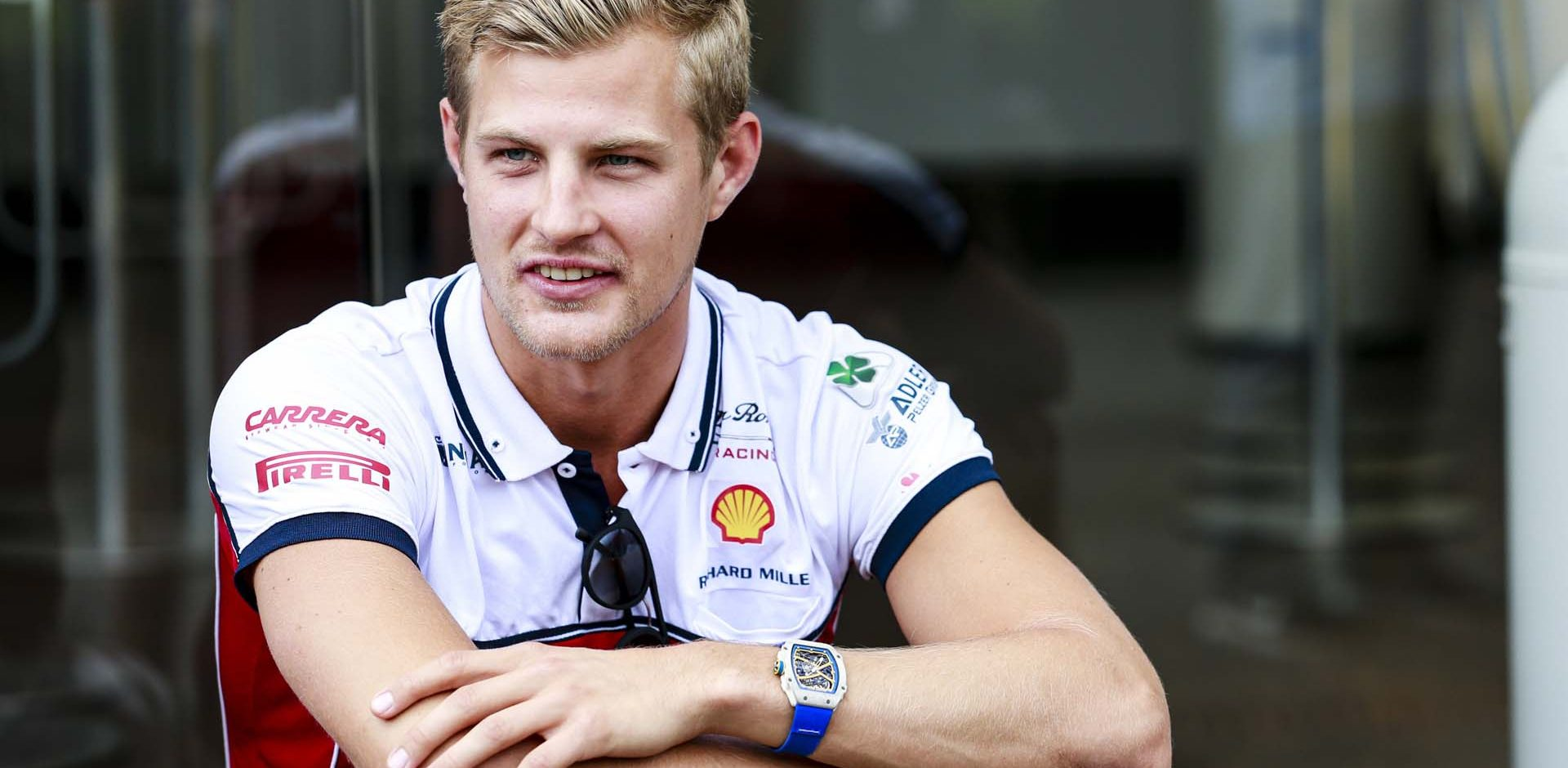 ERICSSON Marcus (swe), Reserve Driver of Alfa Romeo Racing, portrait during the 2019 Formula One World Championship, Belgium Grand Prix from August 29 to september 1 in Spa -Francorchamps, Belgium - Photo Xavi Bonilla / DPPI