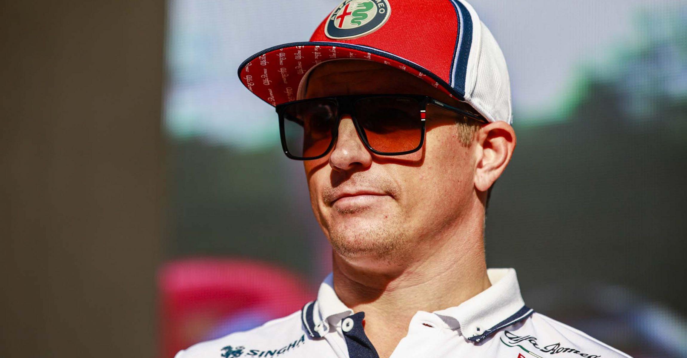 Kimi Räikkönen during 2019 Formula 1 FIA world championship, Italy Grand Prix, at Monza from september 5 to 9 - Photo Xavi Bonilla / DPPI