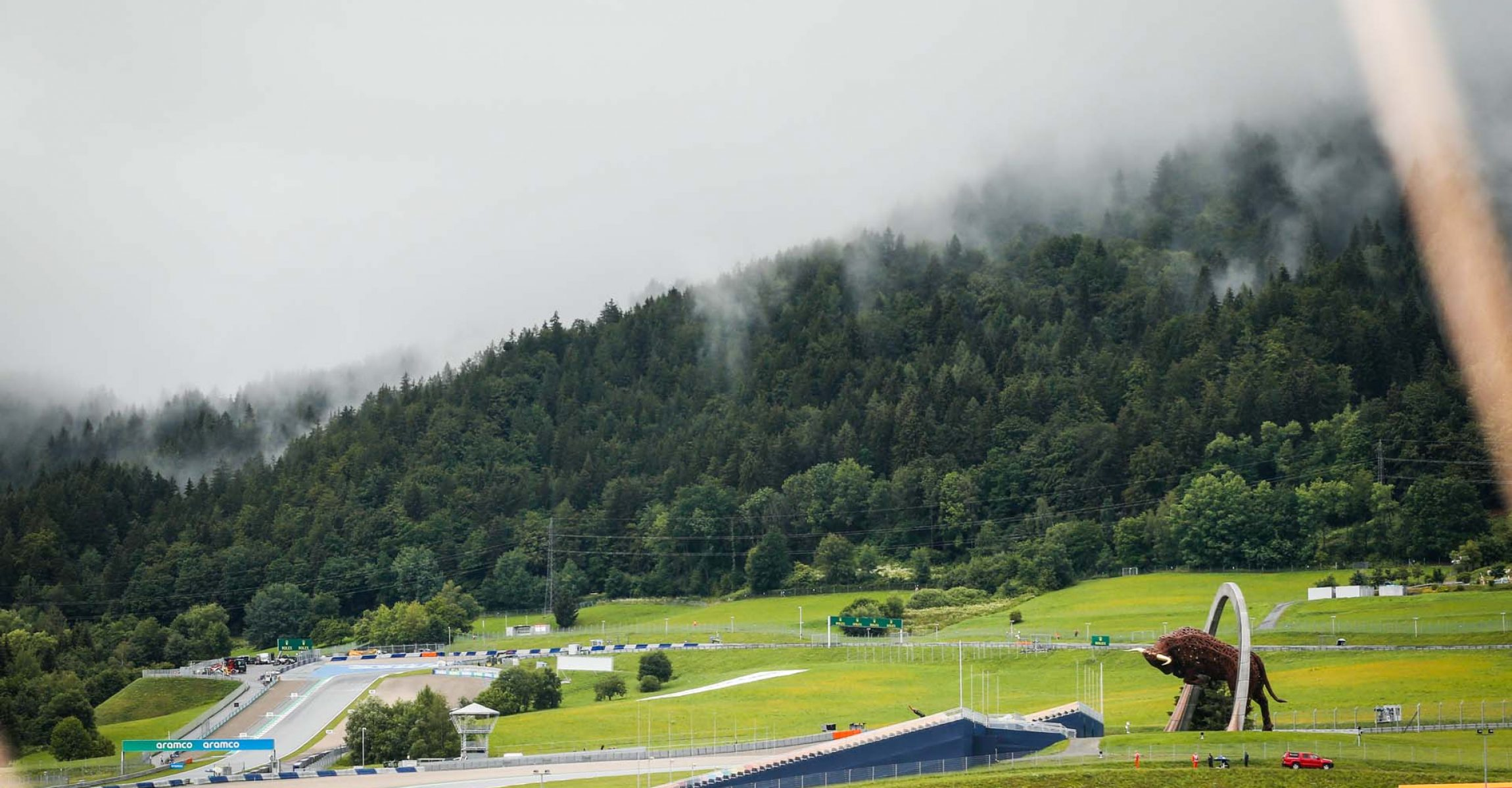 illustration rain, pluie, clouds, nuages during the Formula 1 Pirelli Grosser Preis der Steiermark 2020, Styrian Grand Prix from July 10 to 12, 2020 on the Red Bull Ring, in Spielberg, Austria - Photo Antonin Vincent / DPPI