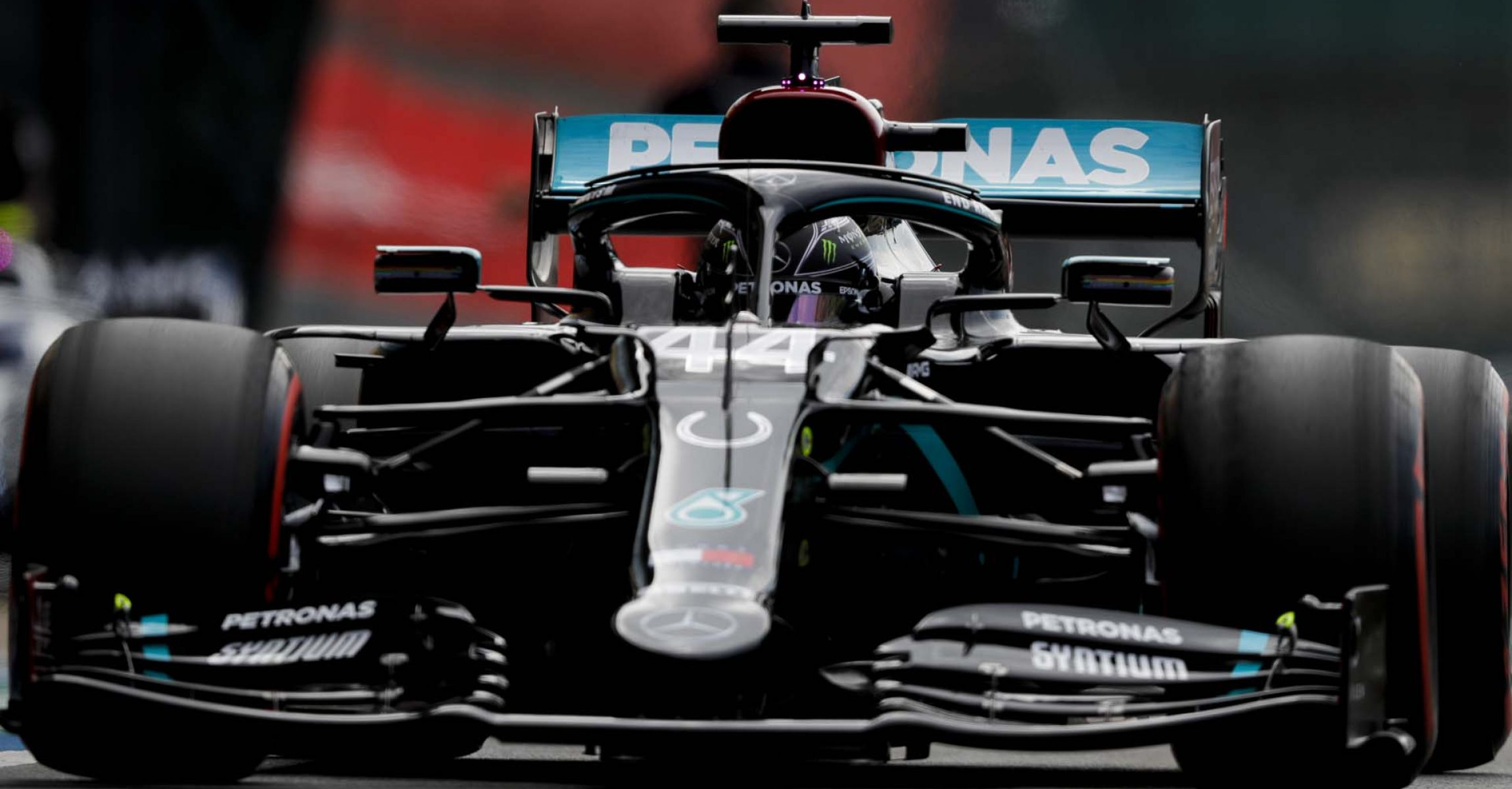 2020 70th Anniversary Grand Prix, Saturday - LAT Images Lewis Hamilton Mercedes