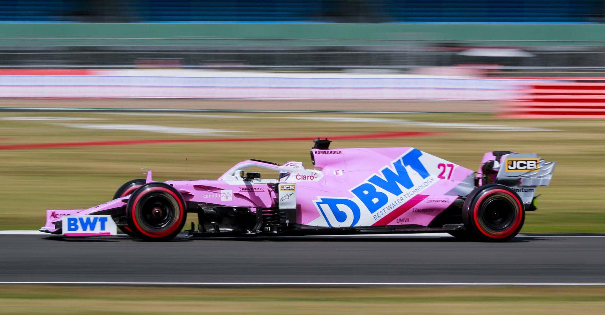 Nico Hülkenberg, Racing Point RP20