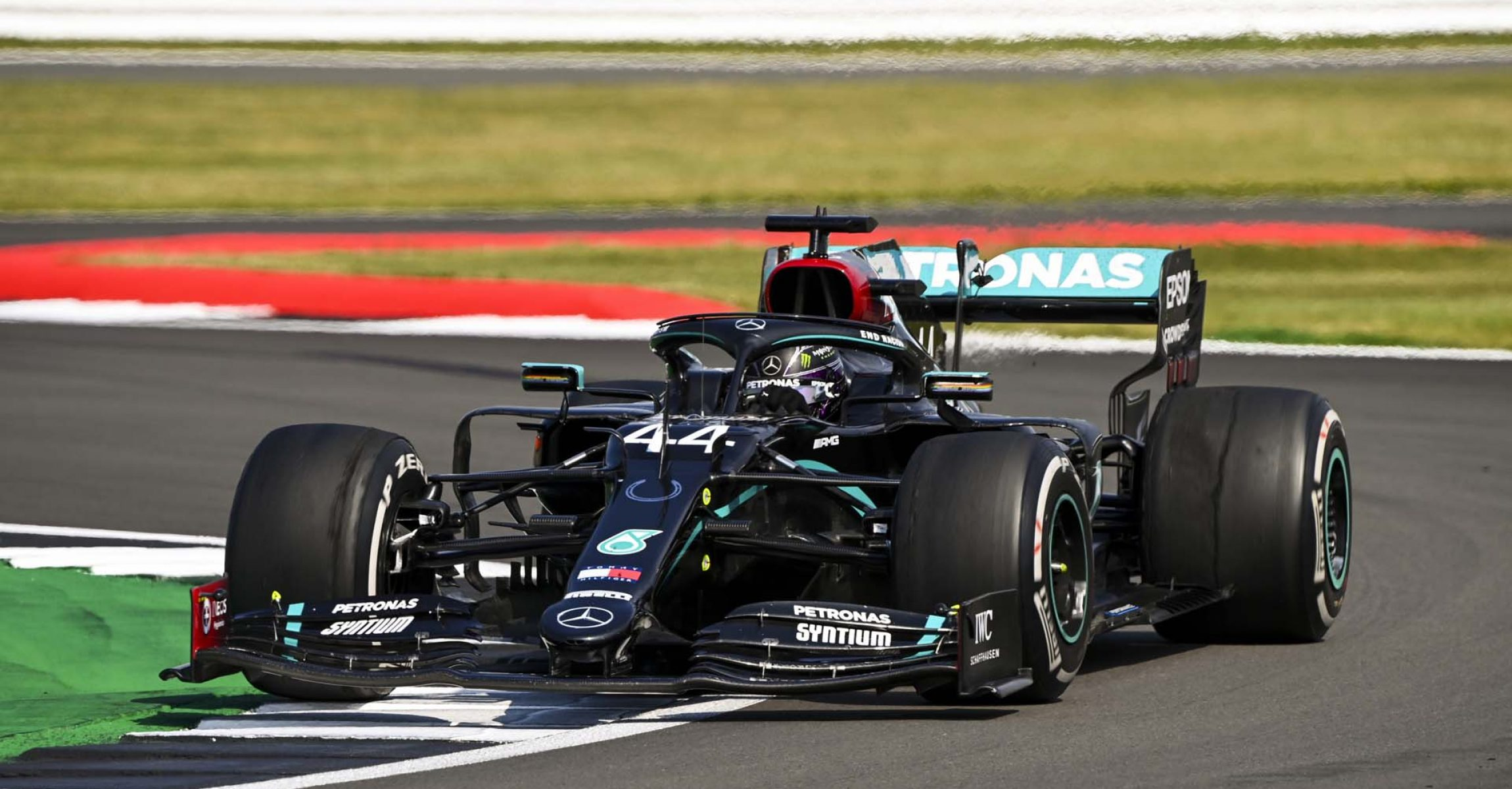 2020 70th Anniversary Grand Prix, Sunday - LAT Images Lewis Hamilton Mercedes