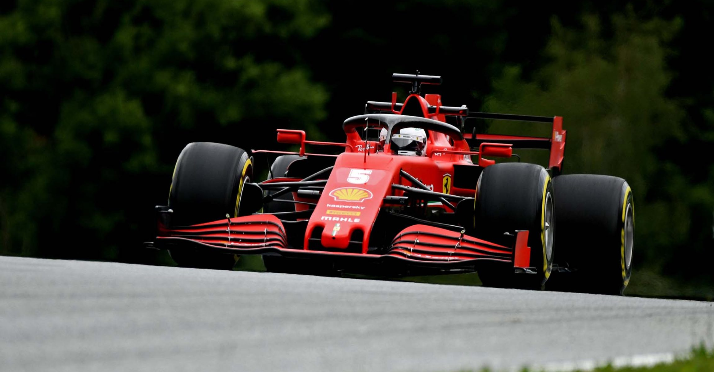 GP AUSTRIA F1/2020 - VENERDÌ 03/07/2020 credit: @Scuderia Ferrari Press Office Sebastian Vettel