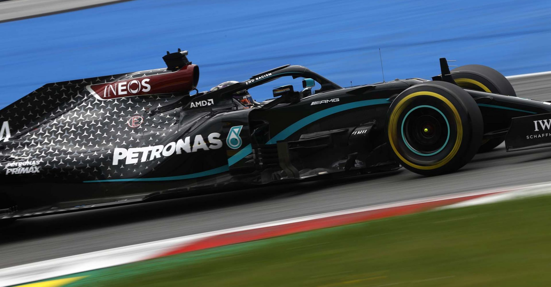 2020 Austrian Grand Prix, Friday - LAT Images Lewis Hamilton Mercedes