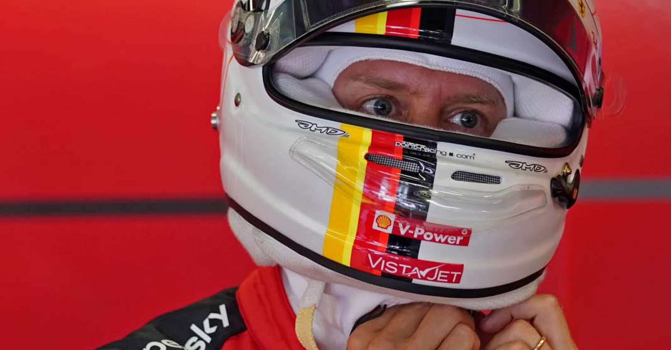 GP AUSTRIA F1/2020 - SABATO 04/07/2020 credit: @Scuderia Ferrari Press Office Sebastian Vettel