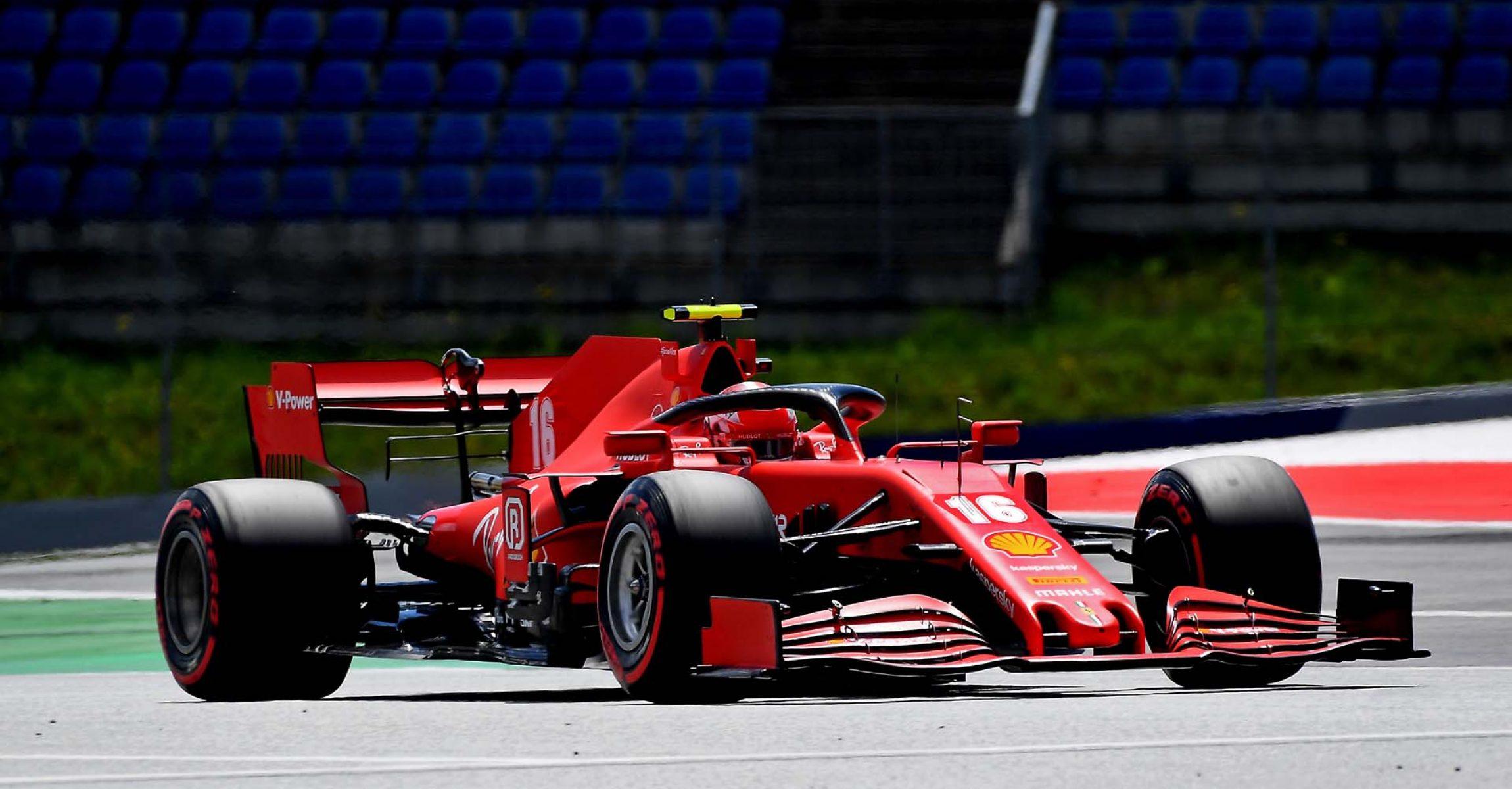 GP AUSTRIA F1/2020 -  SABATO 04/07/2020       credit: @Scuderia Ferrari Press Office Charles Leclerc