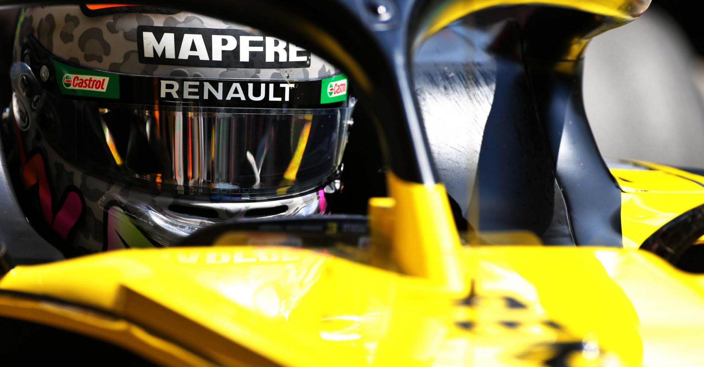 Daniel Ricciardo (AUS) Renault F1 Team RS20. Austrian Grand Prix, Saturday 4th July 2020. Spielberg, Austria.