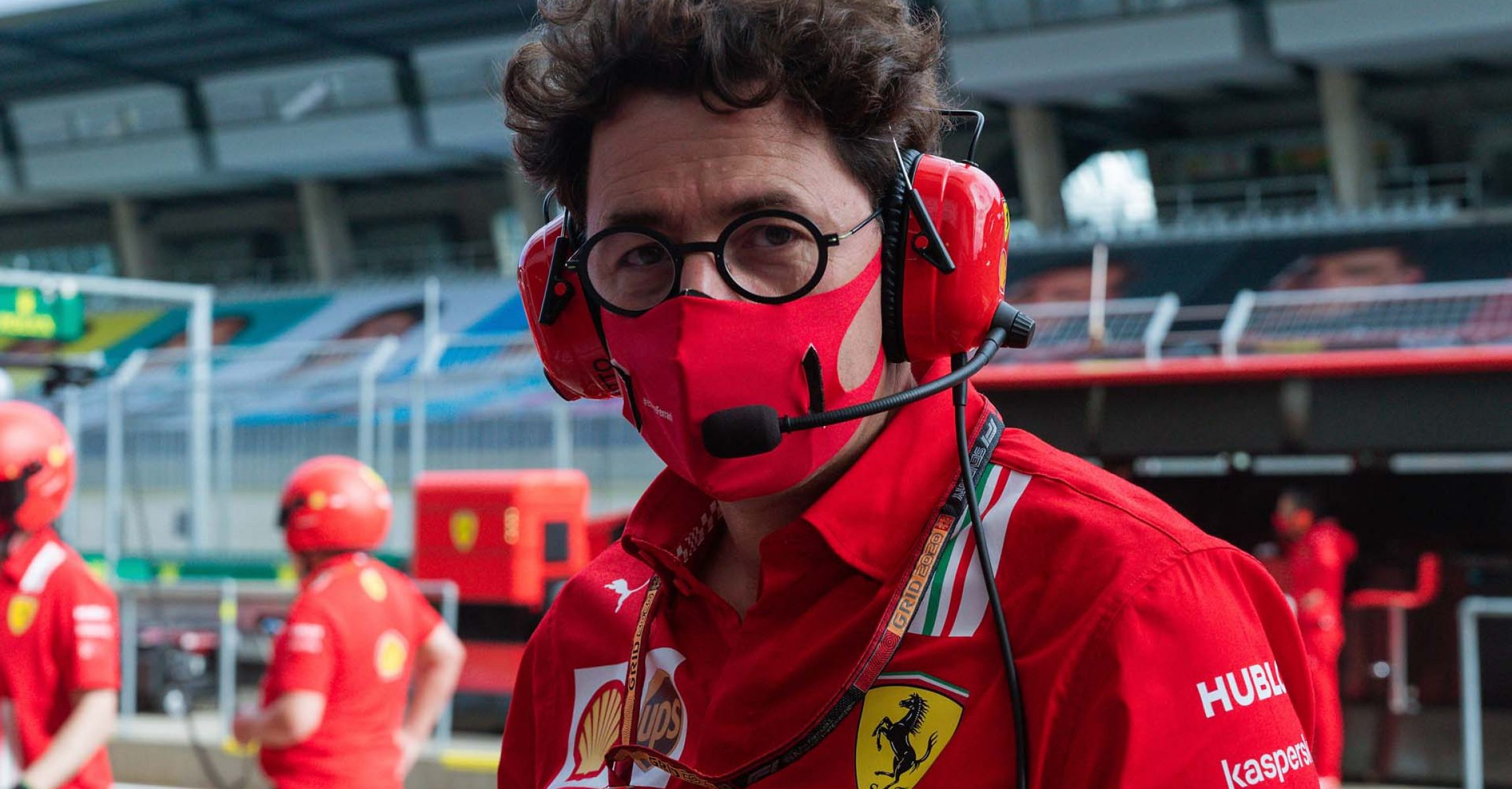 GP AUSTRIA F1/2020 - VENERDÌ 03/07/2020 credit: @Scuderia Ferrari Press Office Mattia Binotto
