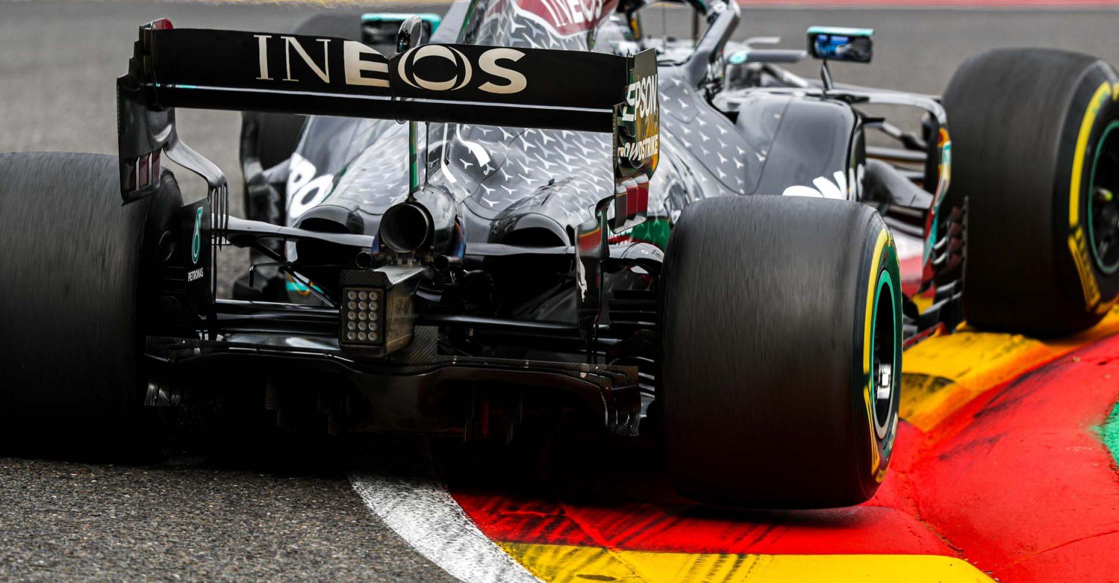 2020 Belgian Grand Prix, Friday - LAT Images Valtteri Bottas Mercedes