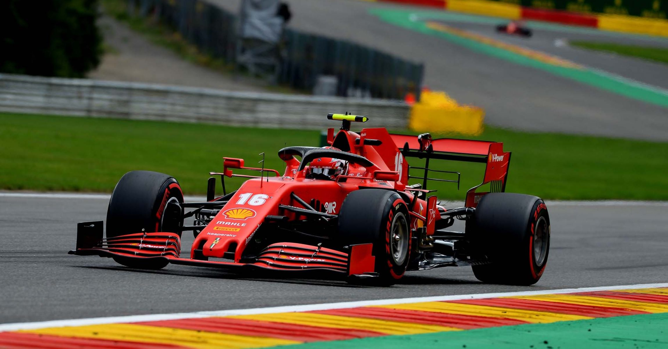 GP BELGIO F1/2020 -  SABATO 29/08/2020    credit: @Scuderia Ferrari Press Office Charles Leclerc