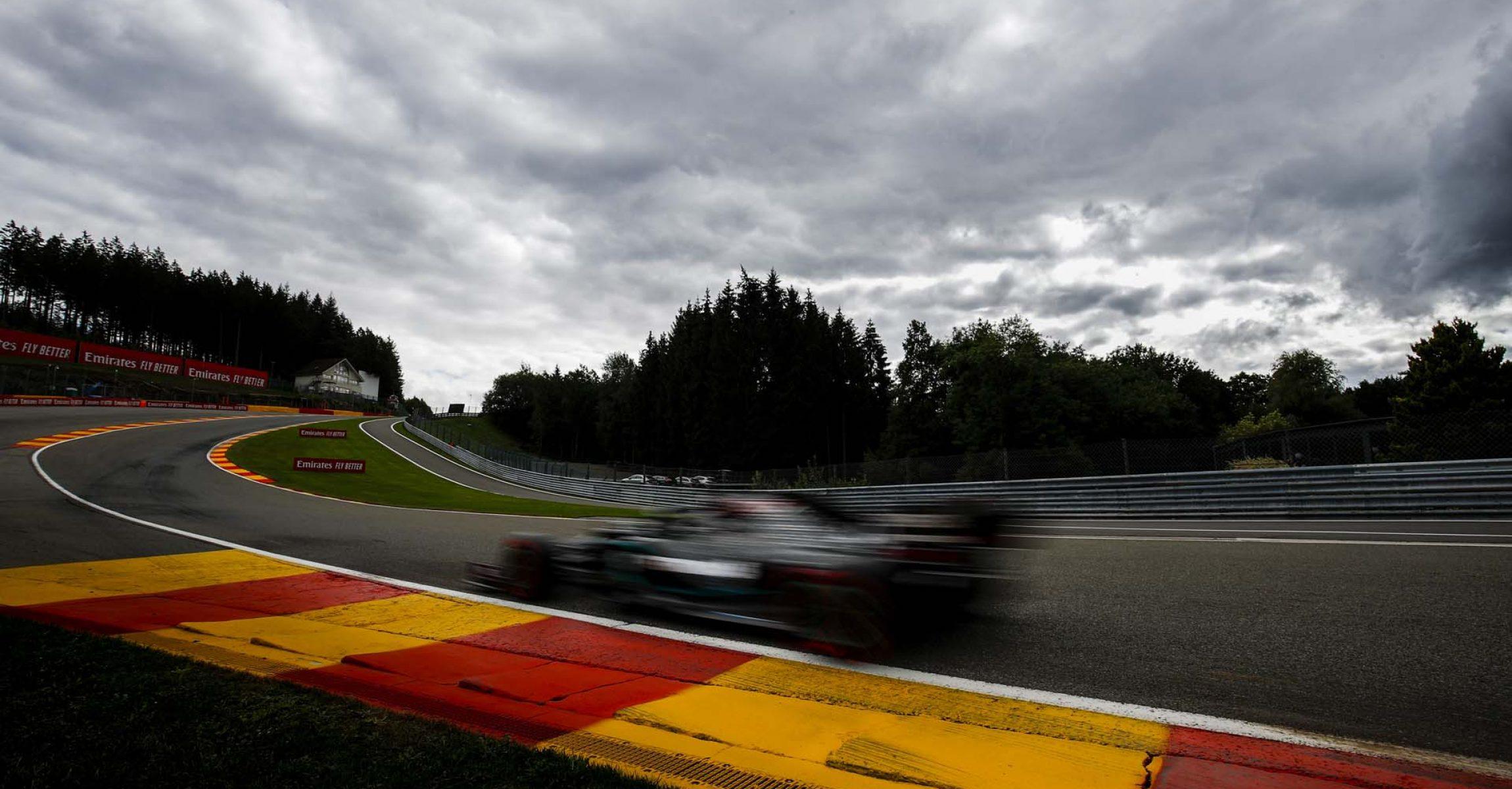 2020 Belgian Grand Prix, Saturday - LAT Images Lewis Hamilton Mercedes