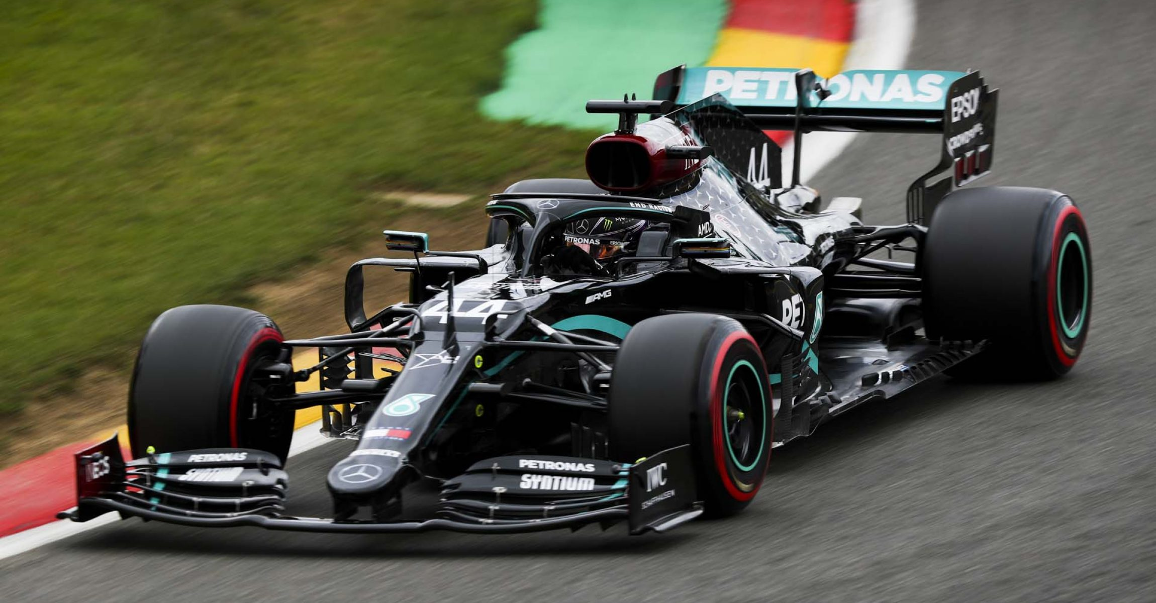 2020 Belgian Grand Prix, Saturday - LAT Images Lewis Hamilton Mercedes