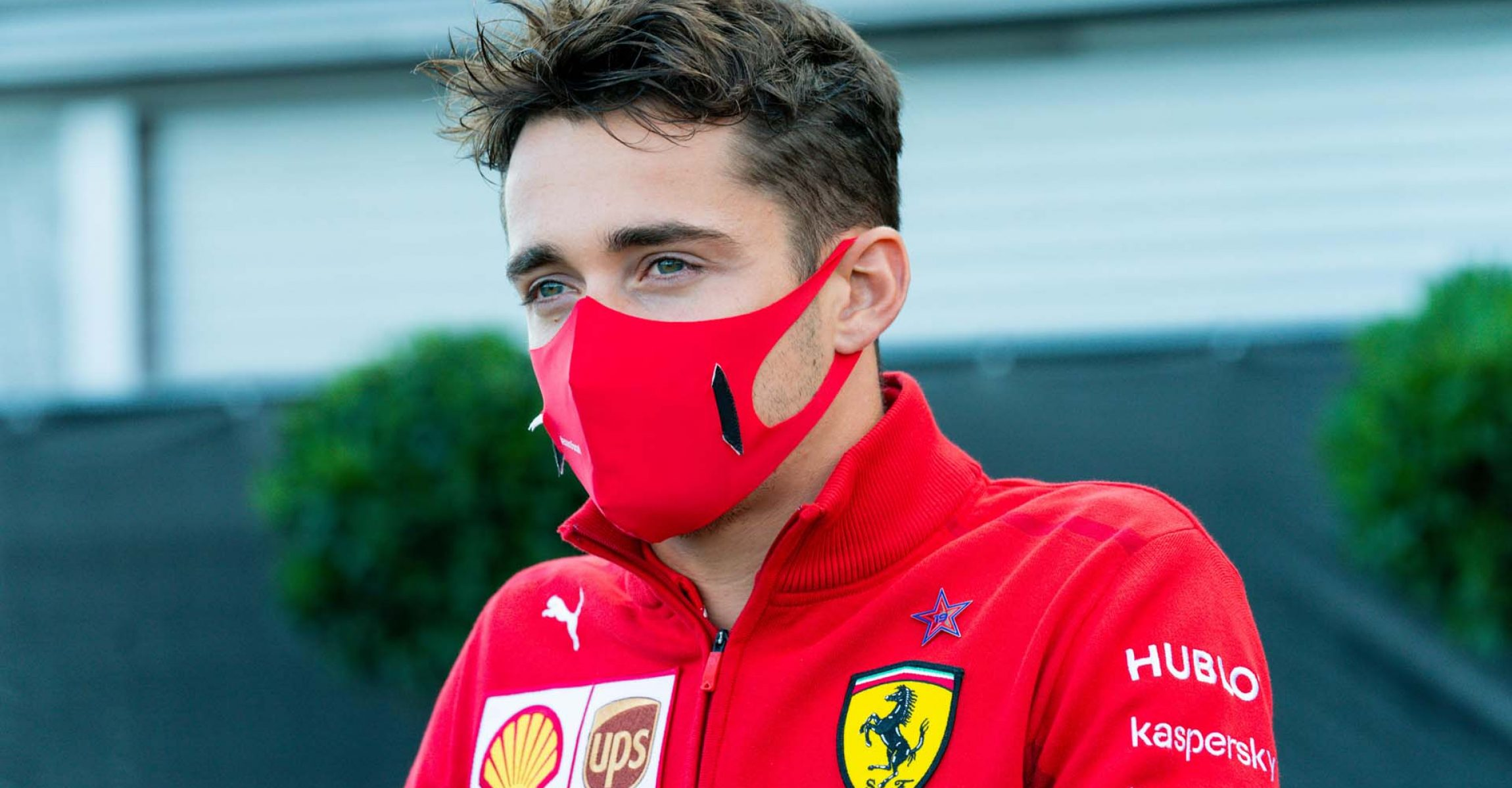 GP BELGIO F1/2020 -  GIOVEDÌ 27/08/2020   credit: @Scuderia Ferrari Press Office Charles Leclerc