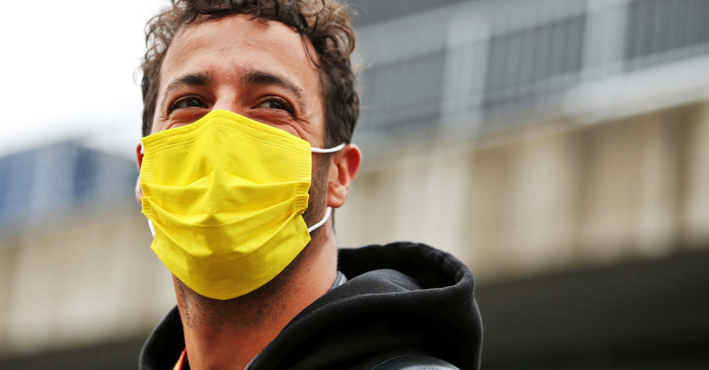 Daniel Ricciardo (AUS) Renault F1 Team. Belgian Grand Prix, Thursday 27th August 2020. Spa-Francorchamps, Belgium.