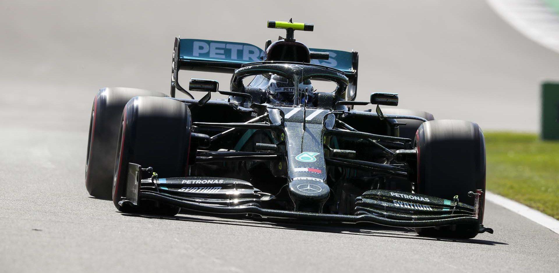 2020 British Grand Prix,Friday - LAT Images Valtteri Bottas Mercedes