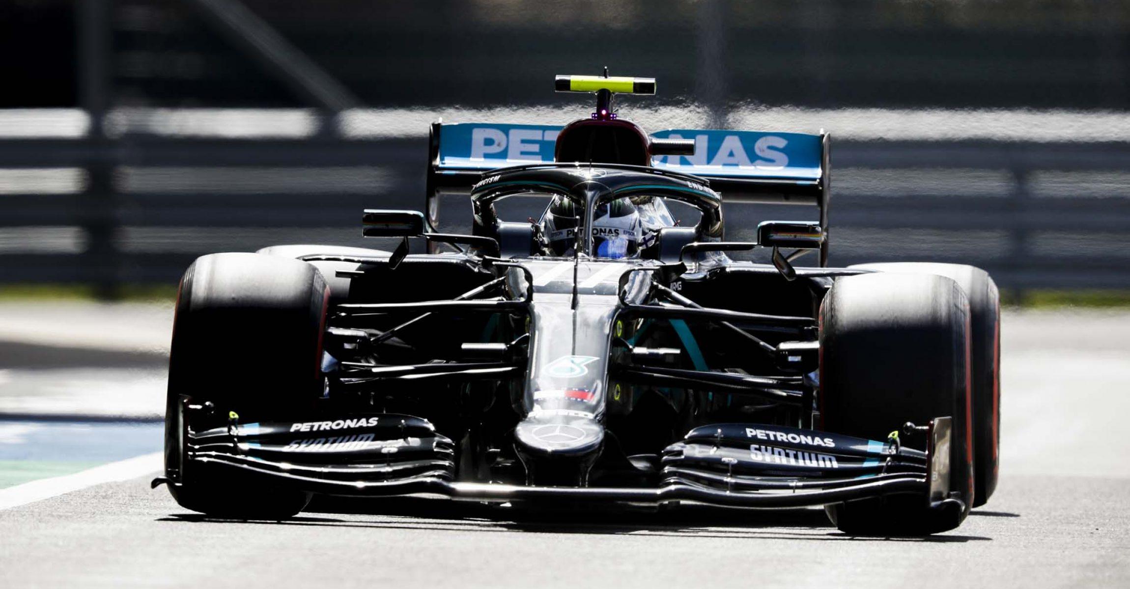 2020 British Grand Prix,Saturday - LAT Images Valtteri Bottas Mercedes