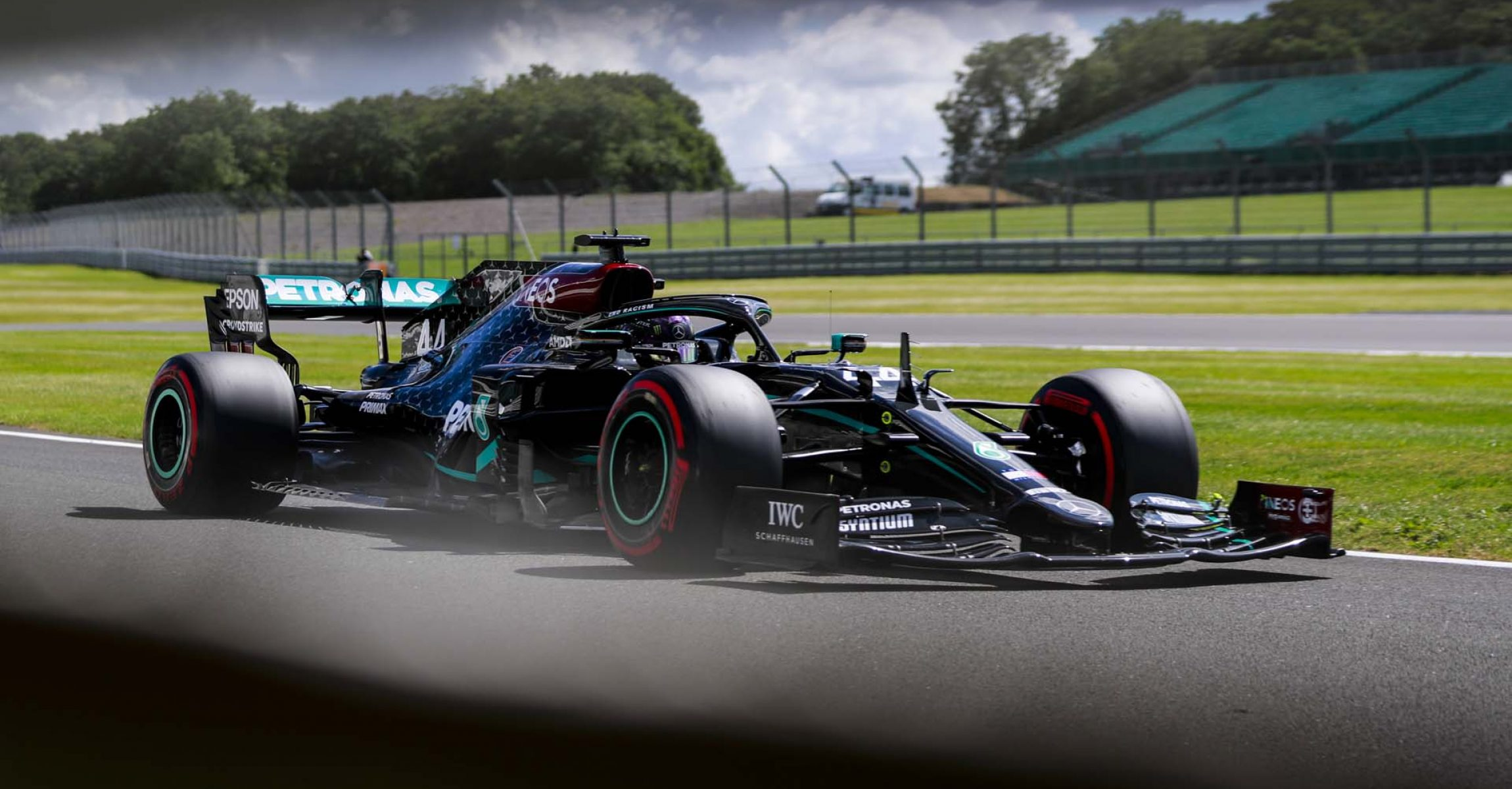 2020 British Grand Prix,Saturday - LAT Images Lewis Hamilton Mercedes