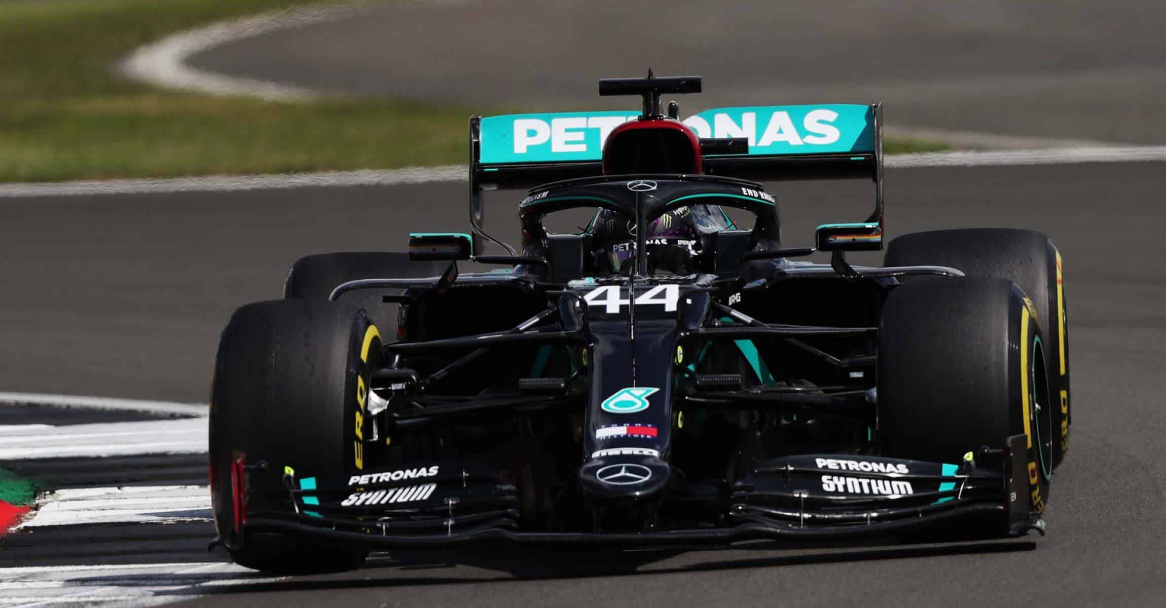 2020 British Grand Prix,Sunday - LAT Images Lewis Hamilton Mercedes