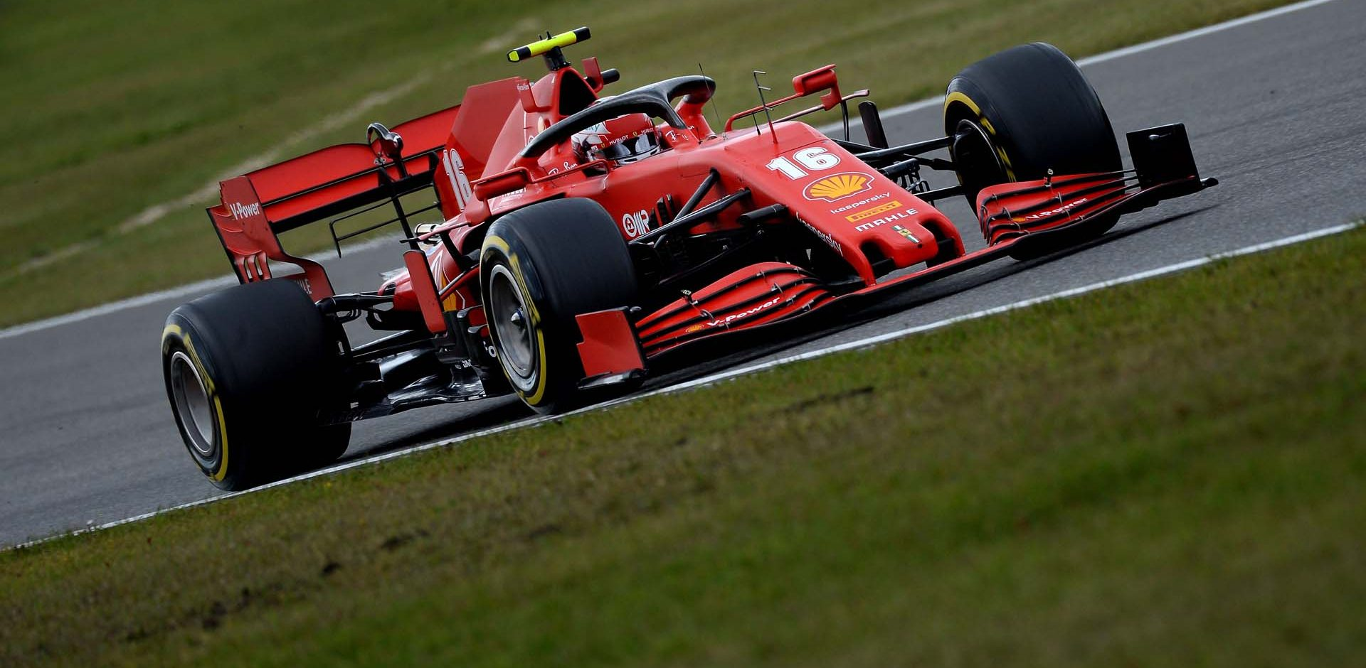 GP GERMANIA F1/2020 -  DOMENICA 11/10/2020   credit: @Scuderia Ferrari Press Office Charles Leclerc
