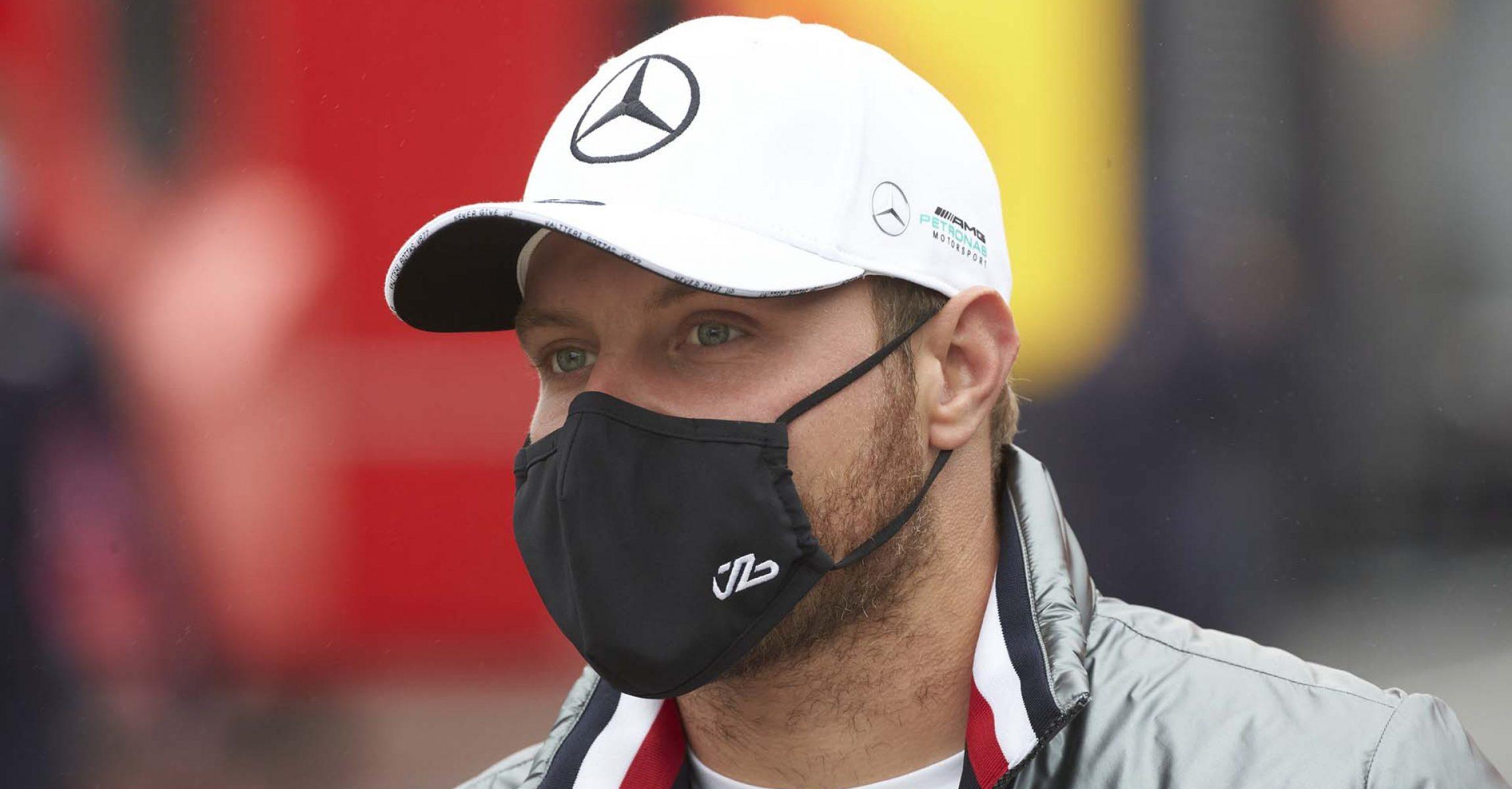 2020 Eifel Grand Prix, Thursday - Steve Etherington Valtteri Bottas Mercedes